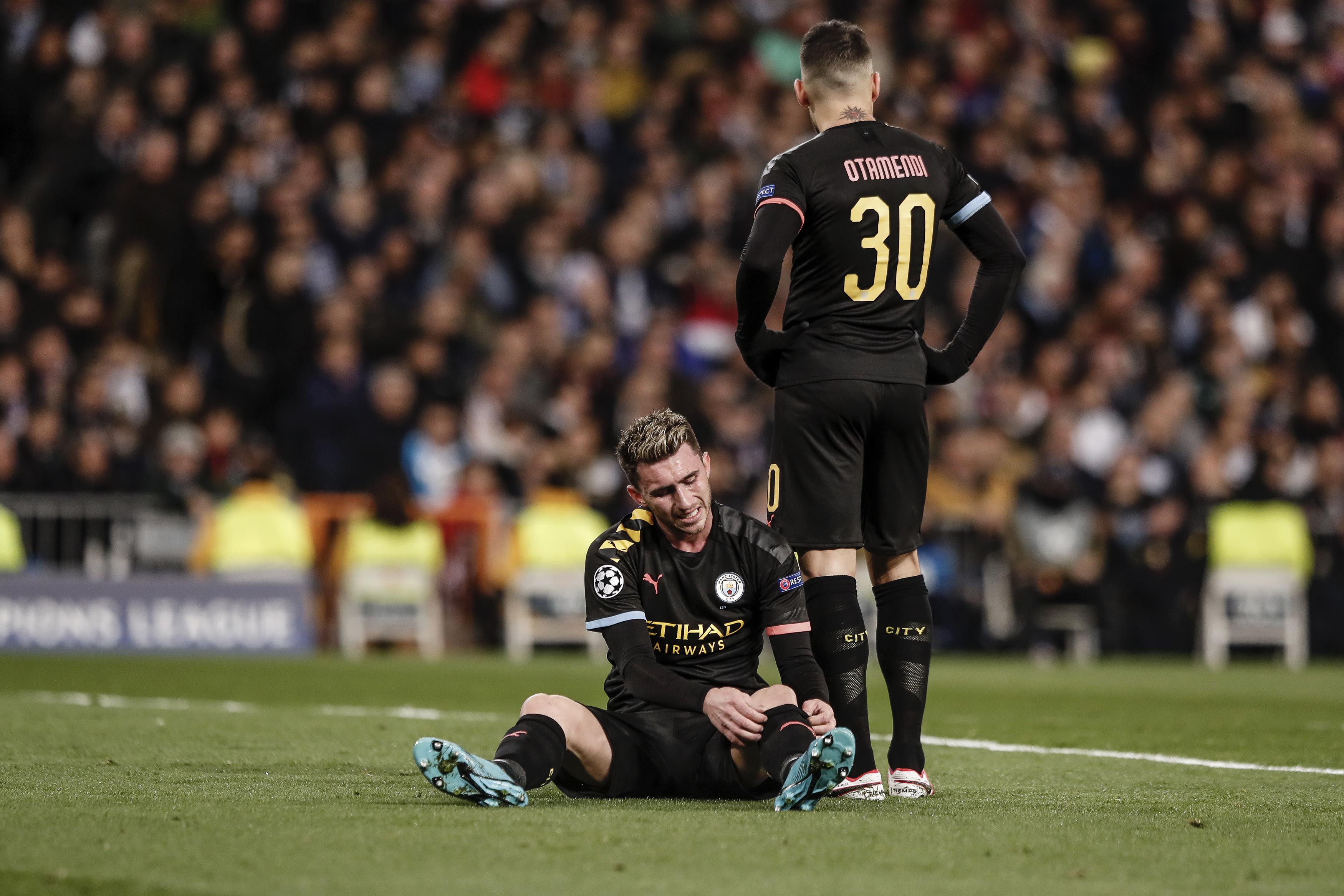 Football - Ligue des champions - Malgré des dépenses pharamineuses, la défense reste le talon d'Achille de City