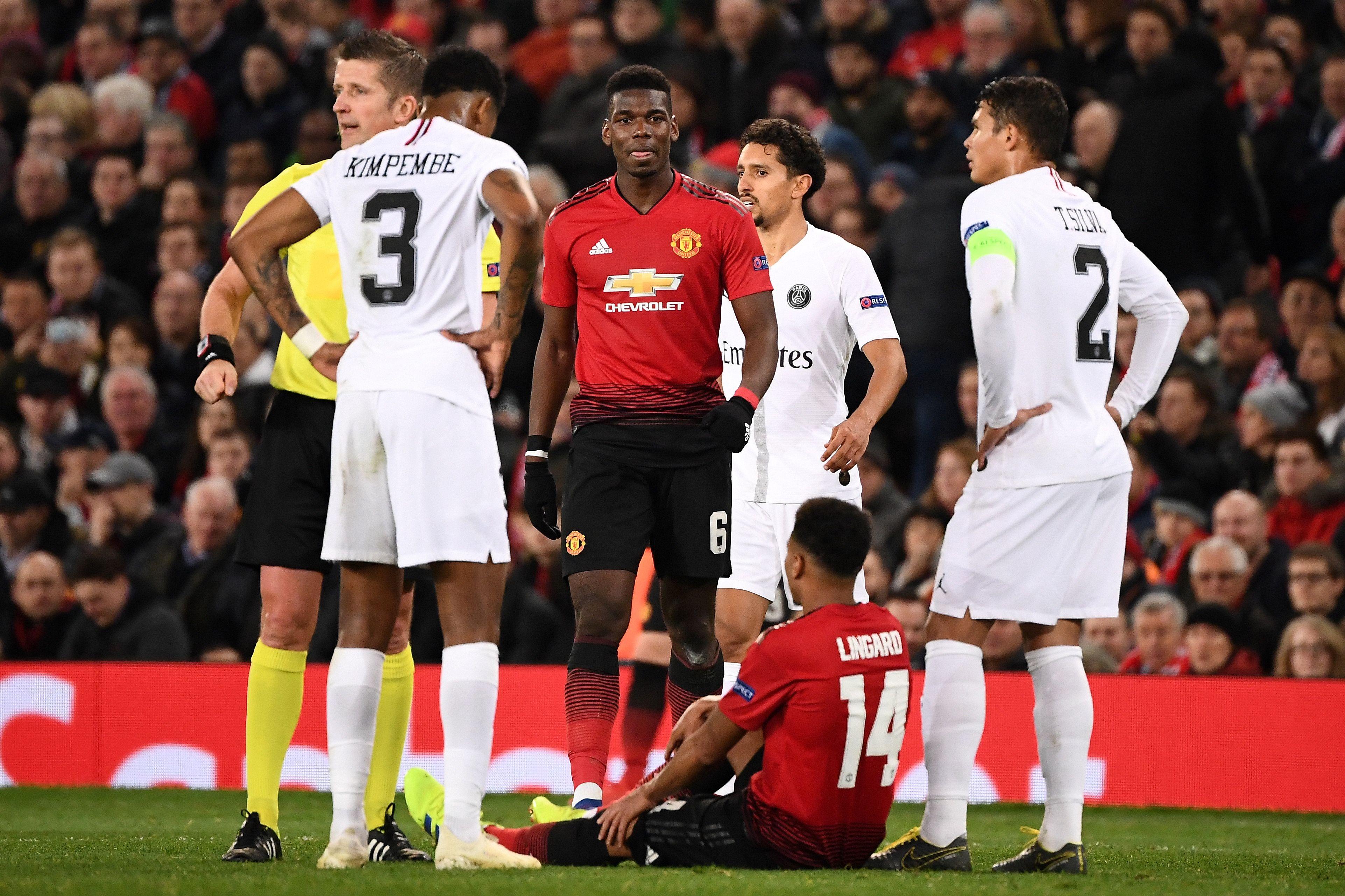 Football - Ligue des champions - Manchester United-PSG : RMC sport bugge, la page Facebook du PSG diffuse le match en direct