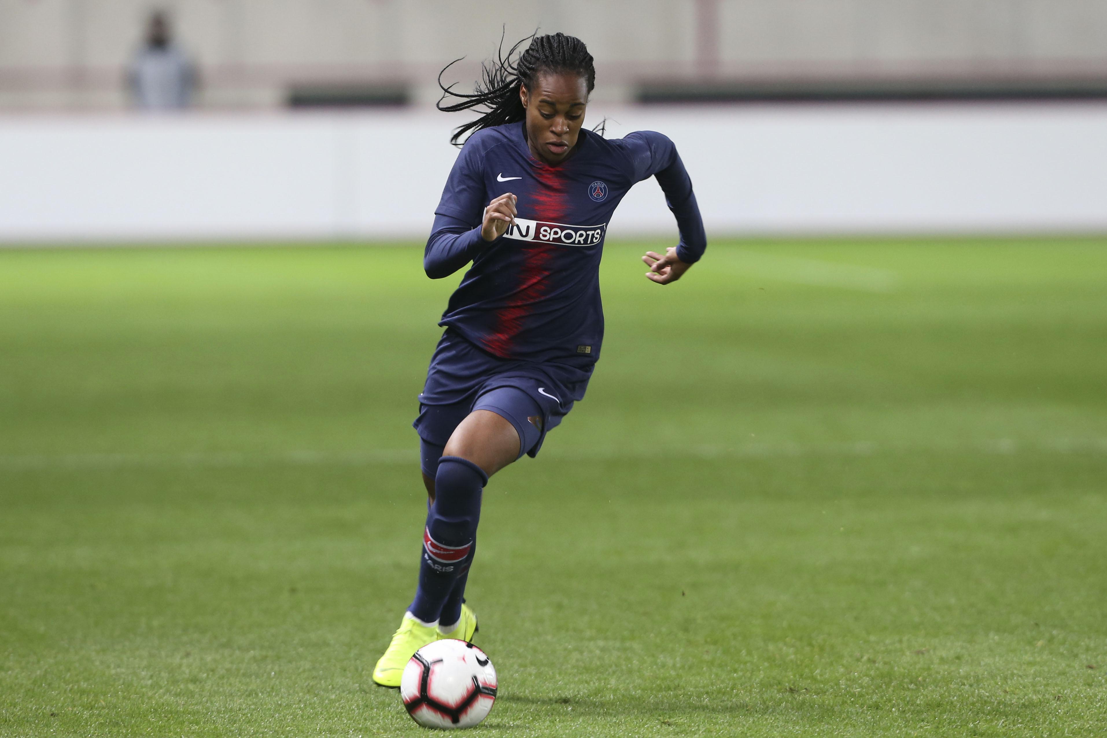 Football - Ligue des champions - Marie-Antoinette Katoto doit frapper fort contre Chelsea