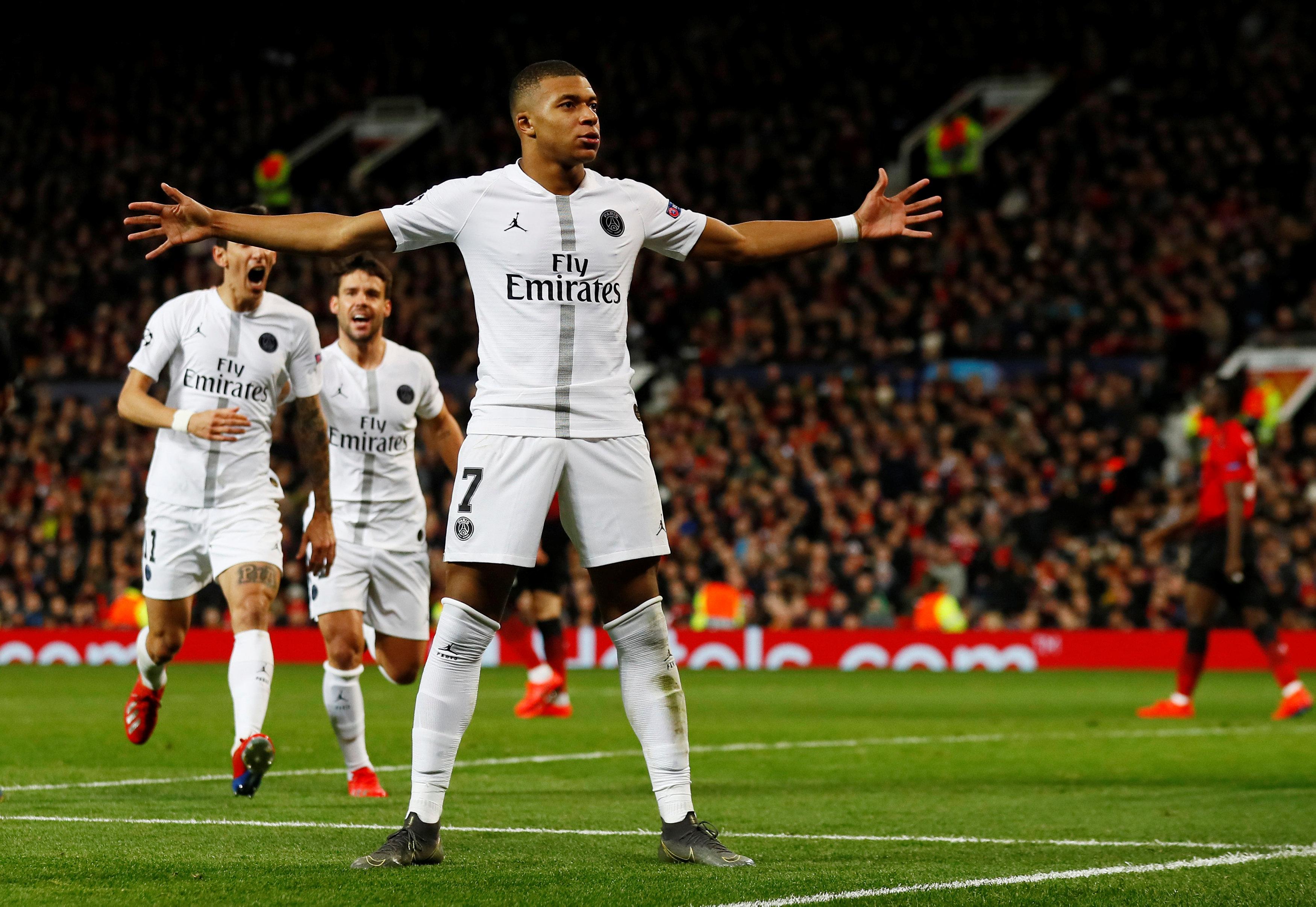 Football - Ligue des champions - Mbappé a (magistralement) remporté le match des champions du monde