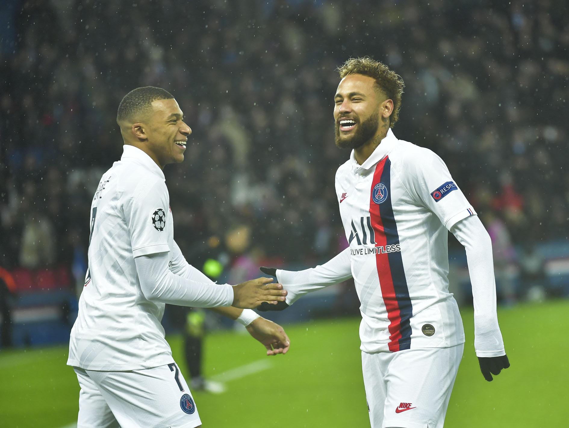 Football - Ligue des champions - Mbappé, Neymar, Di Maria...Tous les buts du PSG en C1 en 2019-2020