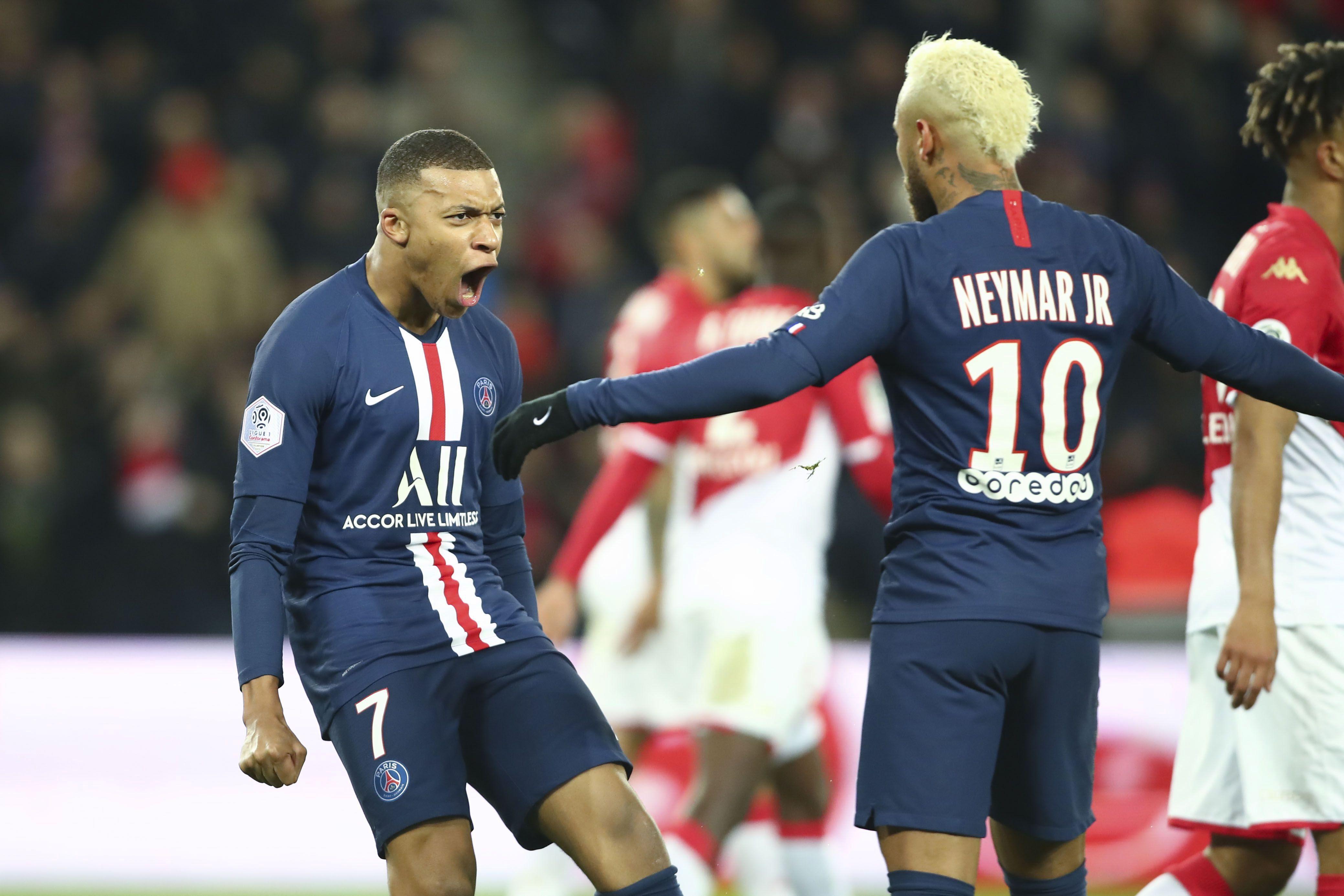 Football - Ligue des champions - Mbappé, Neymar, les deux joueurs les plus chers parmi les clubs champions en Europe sont... Parisiens !