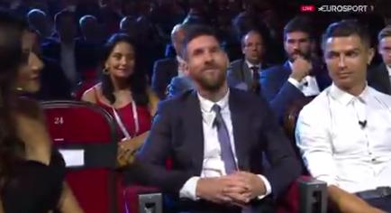 Football - Ligue des champions - Messi-Ronaldo : l'échange savoureux entre les deux «rivaux» et légendes