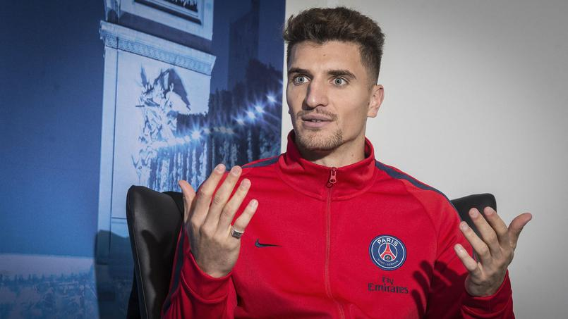 Football - Ligue des champions - Meunier au sujet du choc Real-PSG : «Bordel un peu d'optimisme !»