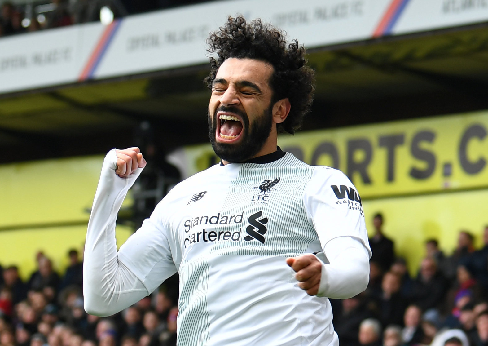 Football - Ligue des champions - Mohamed Salah, le pharaon de Liverpool