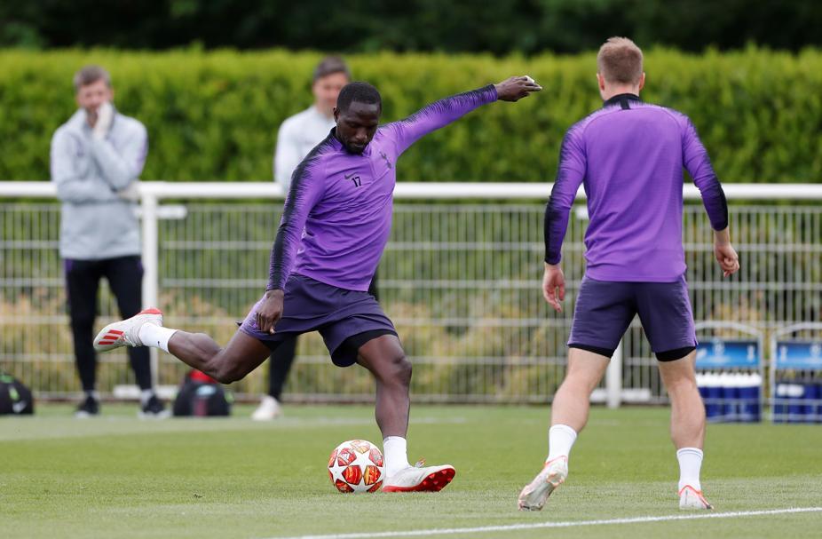 Football - Ligue des champions - Moussa Sissoko : « Tottenham est une équipe de morts de faim »