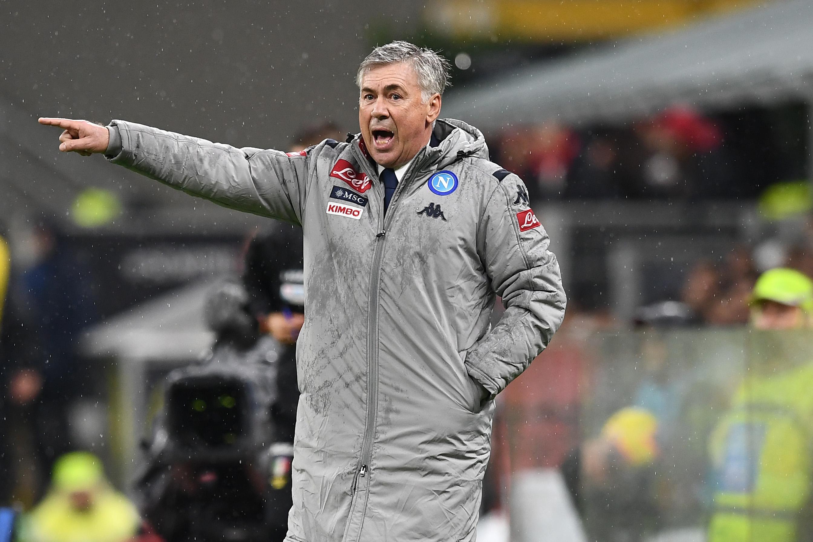 Football - Ligue des champions - Naples : après la mutinerie, place à la trêve européenne ?