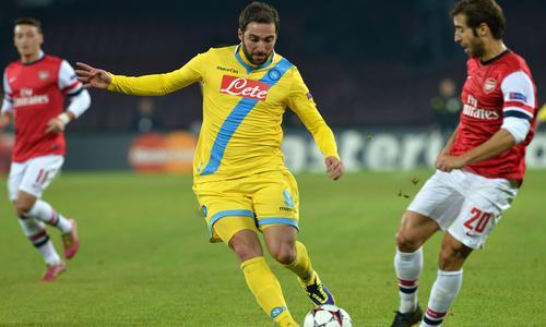 Napoli 2-0 Arsenal : la victoire inutile