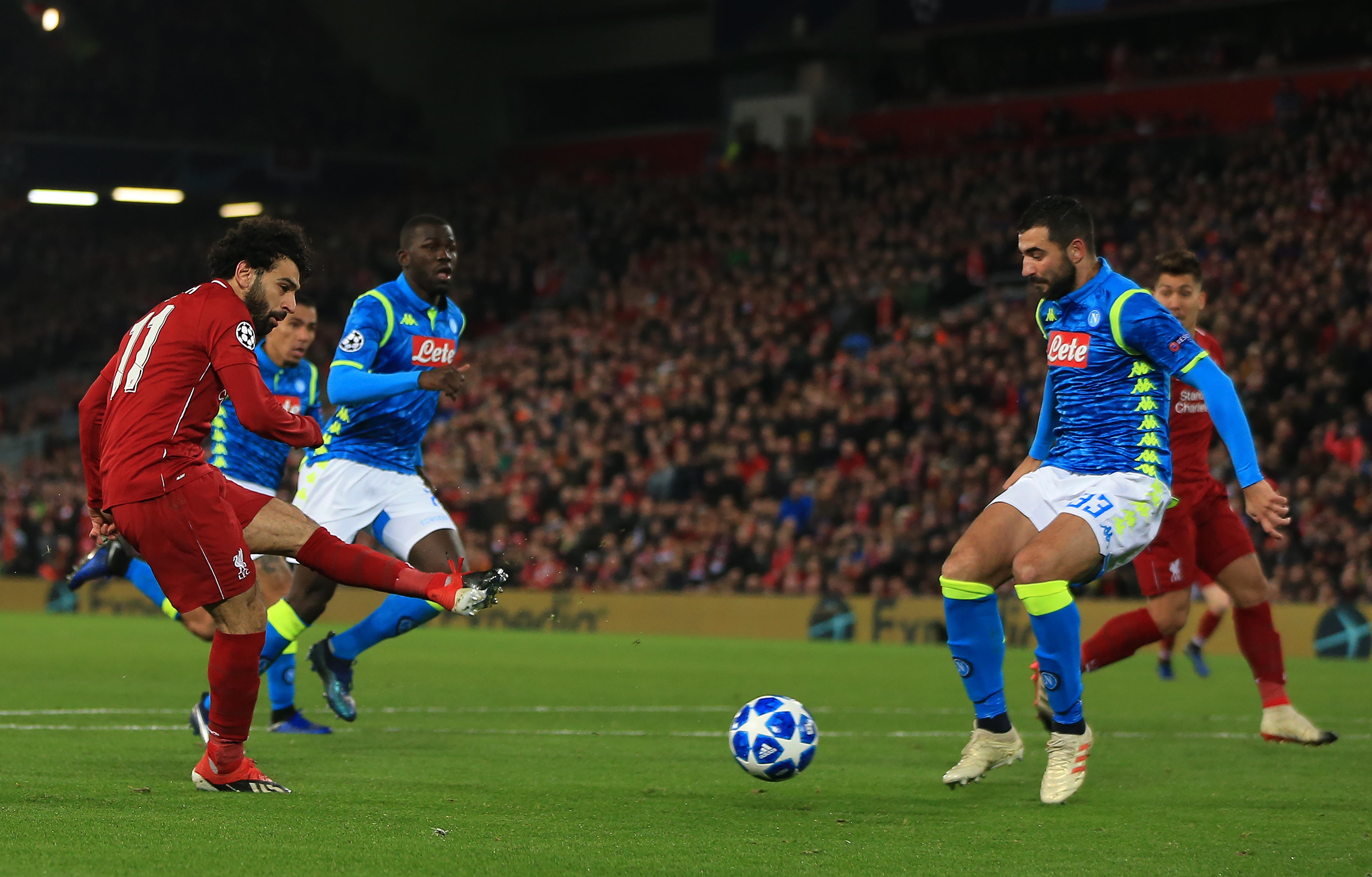 Football - Ligue des champions - Naples-Liverpool, l'heure des retrouvailles