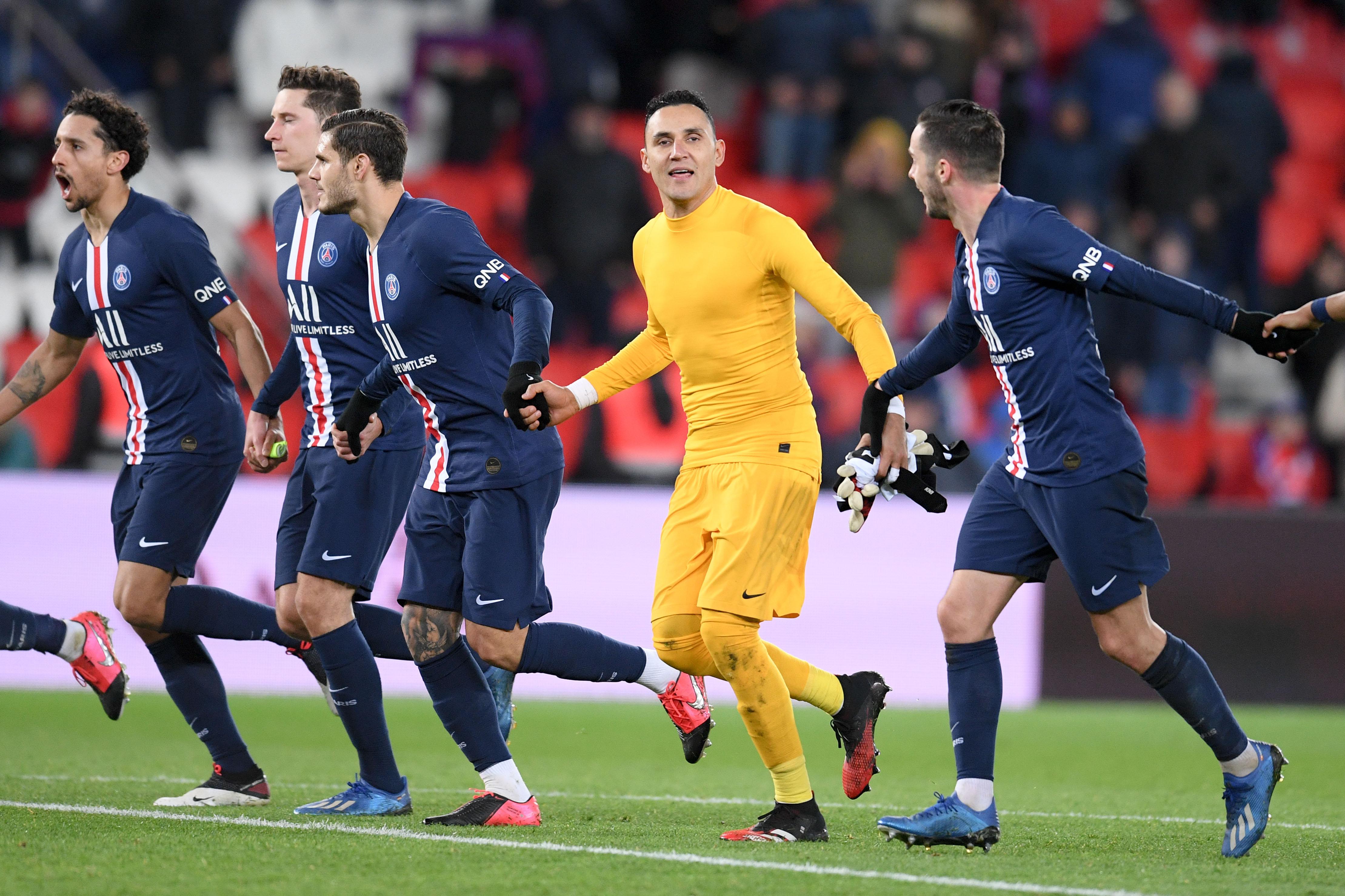 Football - Ligue des champions - Navas et les Parisiens «très motivés» pour la Ligue des champions : «On est prêt à lutter»