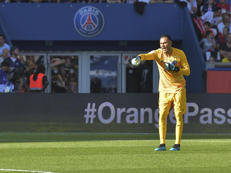 Football - Ligue des champions - Navas, la bonne pioche parisienne que Zidane ne voulait pas perdre