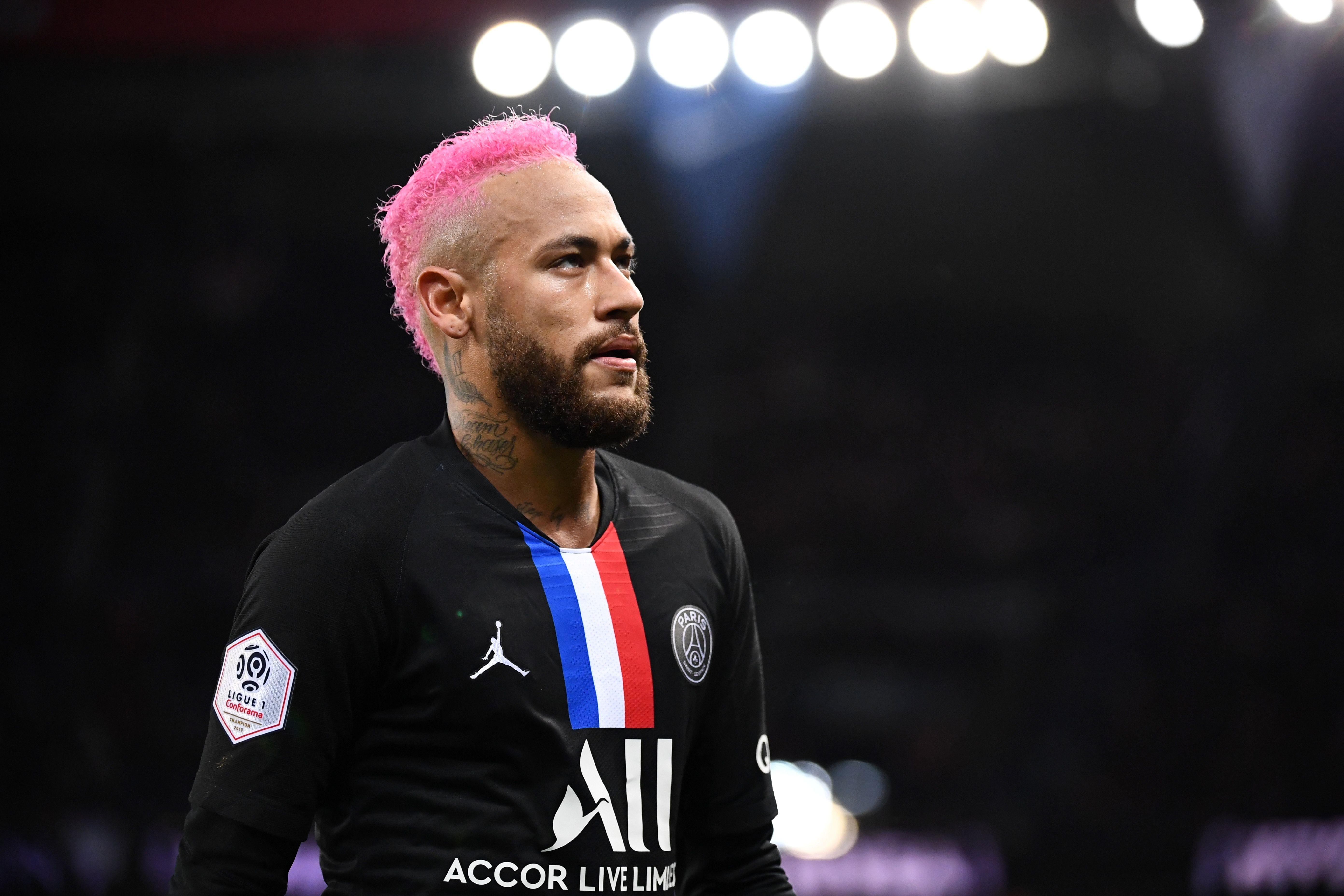 Football - Ligue des champions - Neymar, l'ombre d'un doute avant Dortmund