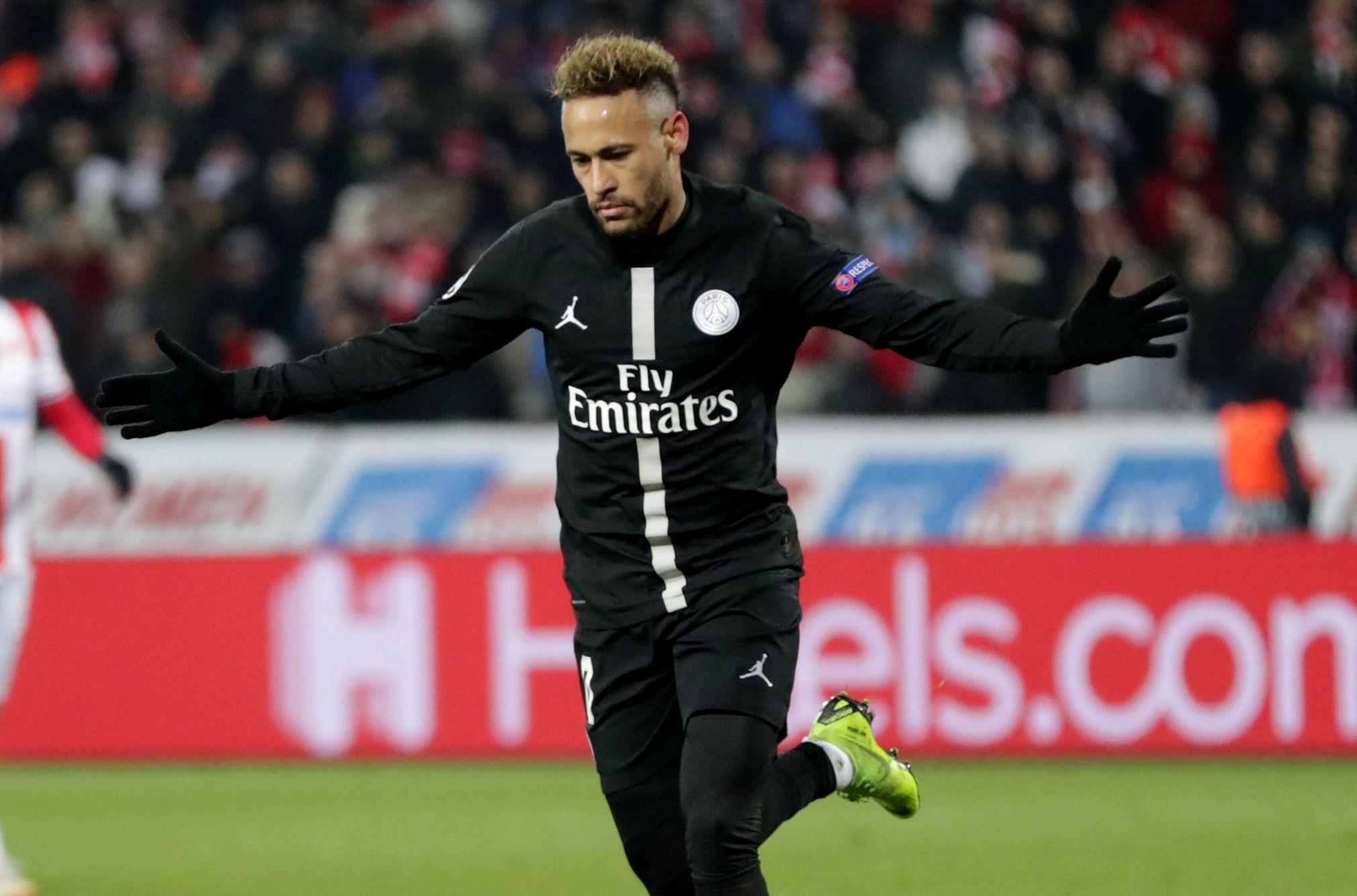 Football - Ligue des champions - Neymar pourra finalement jouer contre Bruges