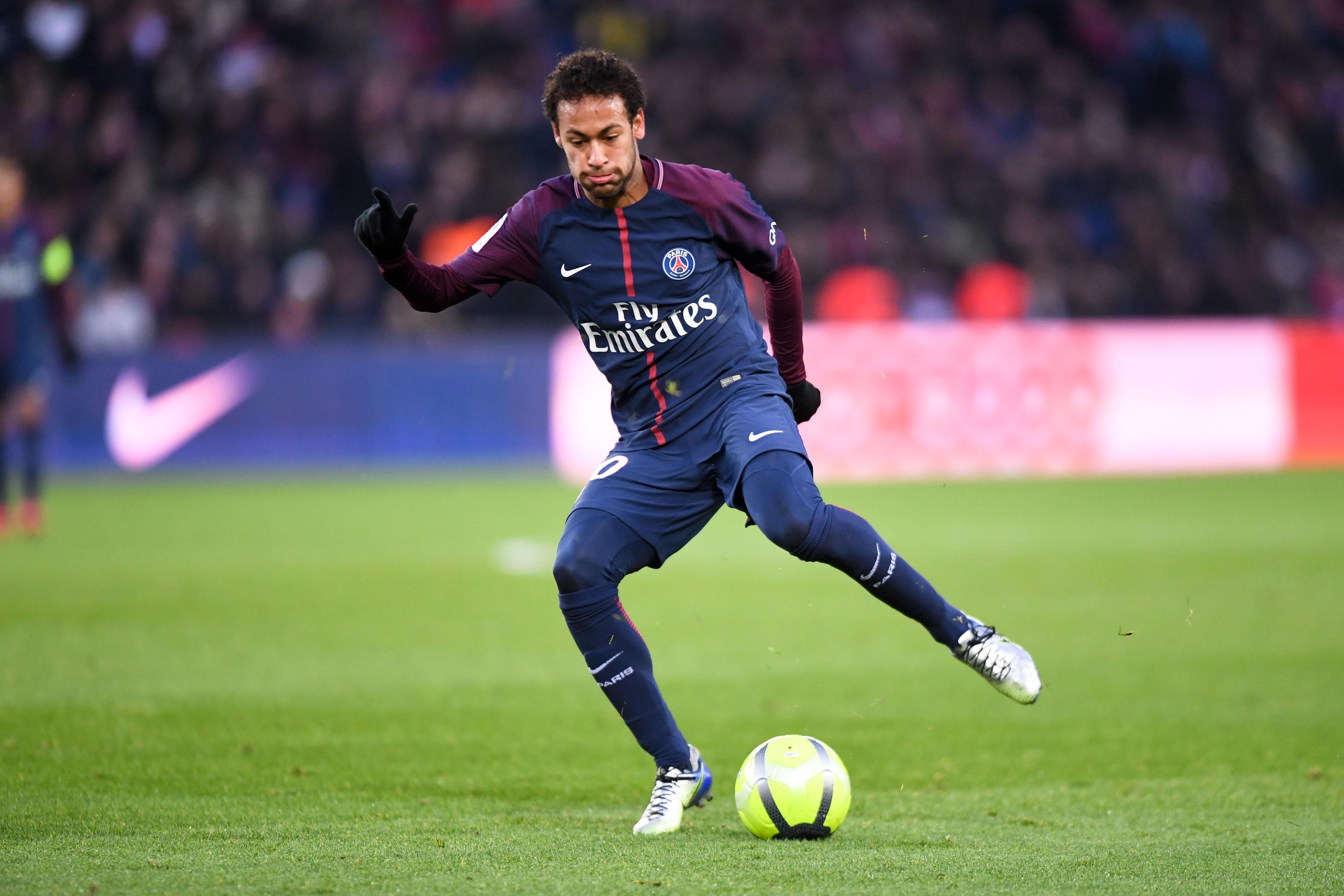 Football - Ligue des champions - Neymar, un match pour flamber et justifier les millions
