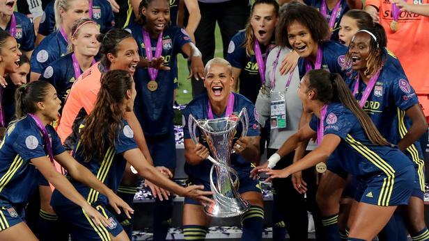 Football - Ligue des champions - OL féminin: les raisons d'une domination exceptionnelle