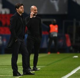 Les retrouvailles entre Guardiola et Pochettino