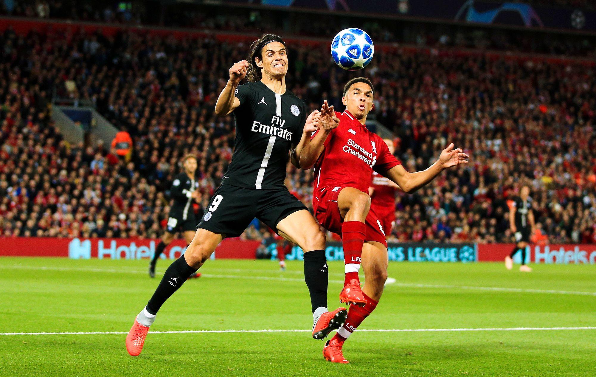Football - Ligue des champions - Pourquoi la défaite du PSG à Liverpool est inquiétante