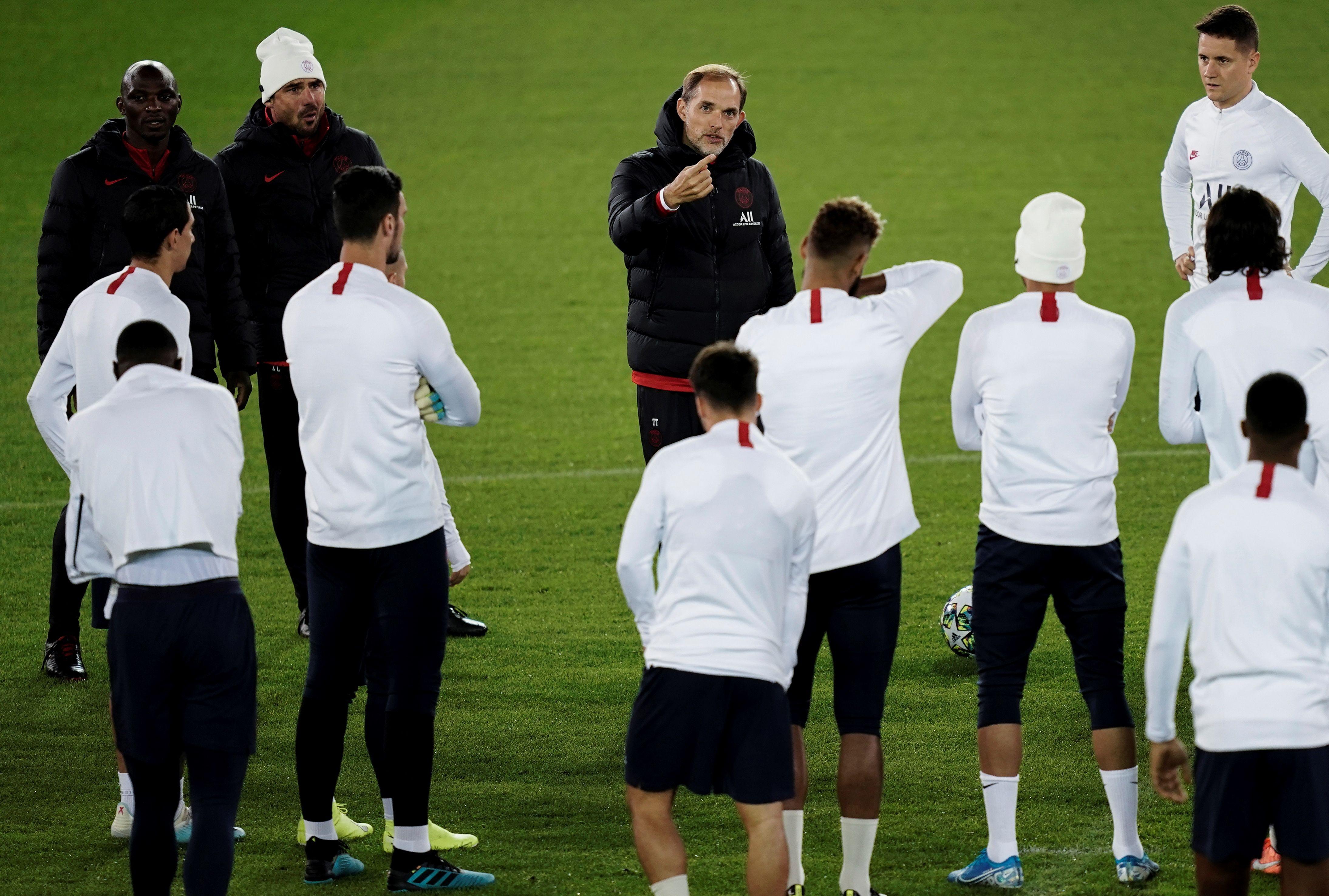 Football - Ligue des champions - PSG, à Bruges pour enfoncer le clou et déjà entrevoir les 8es