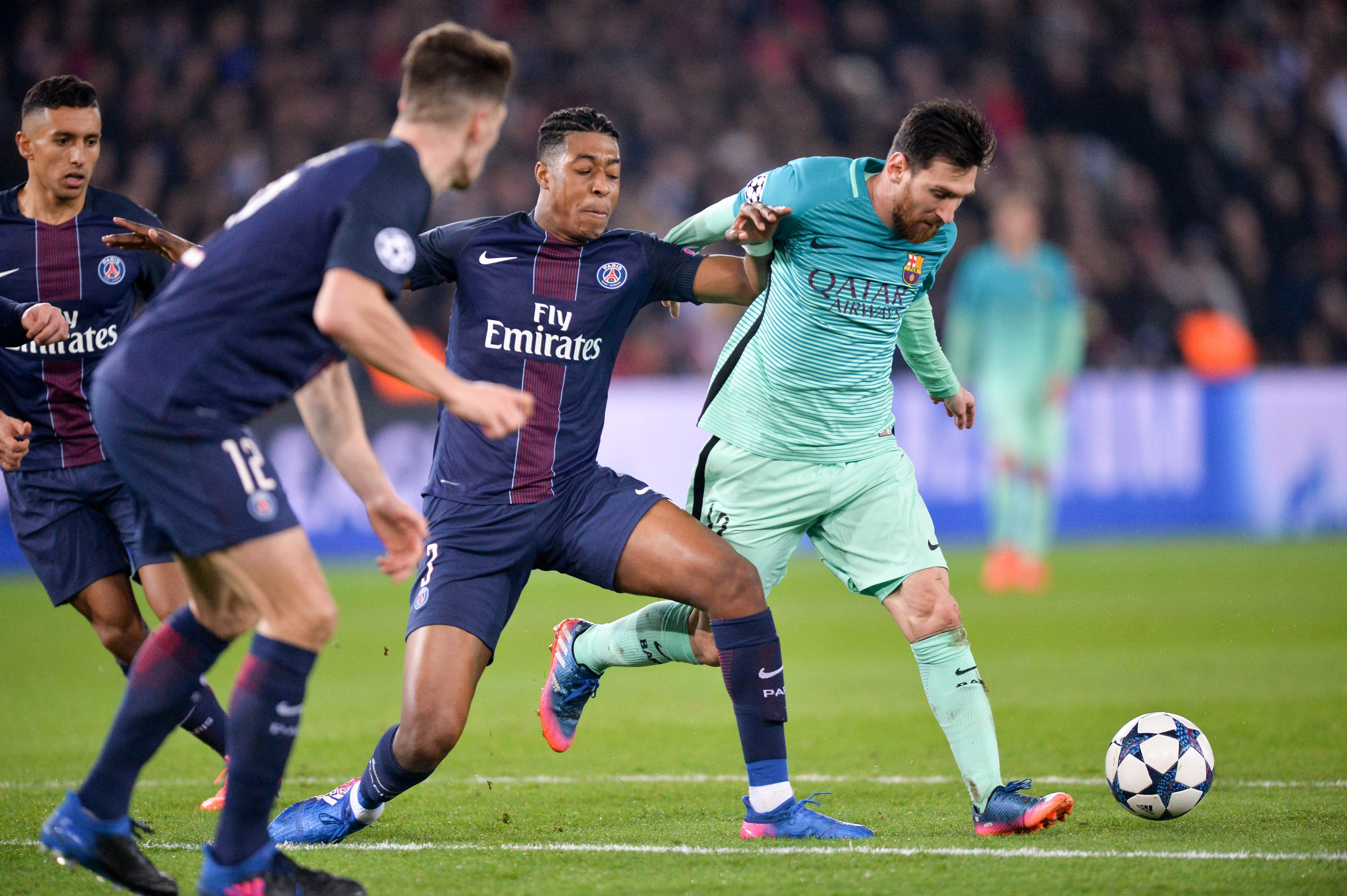 Psg Barcelone Coups De C Ur Coups De Griffe De Nos Envoy S Sp Ciaux Ligue Des Champions