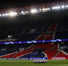 PSG-Dortmund à huis clos