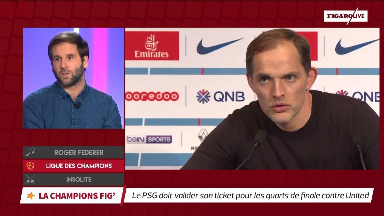 Football - Ligue des champions - PSG-Man U: «Tuchel a bluffé tout le monde avec sa psychologie»