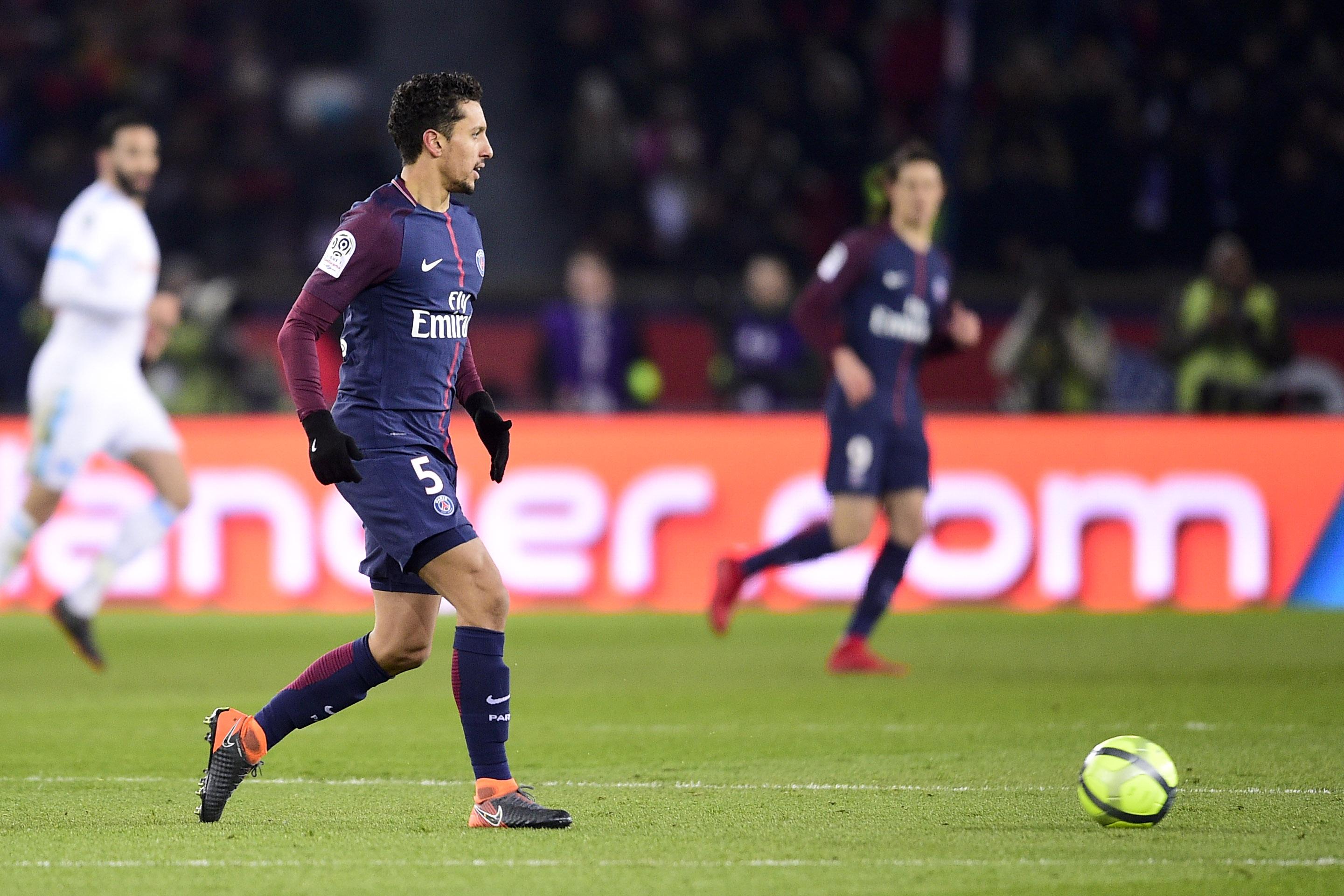 Football - Ligue des champions - PSG-Real J-7 : Marquinhos incertain à son tour, Leboeuf confiant pour Neymar