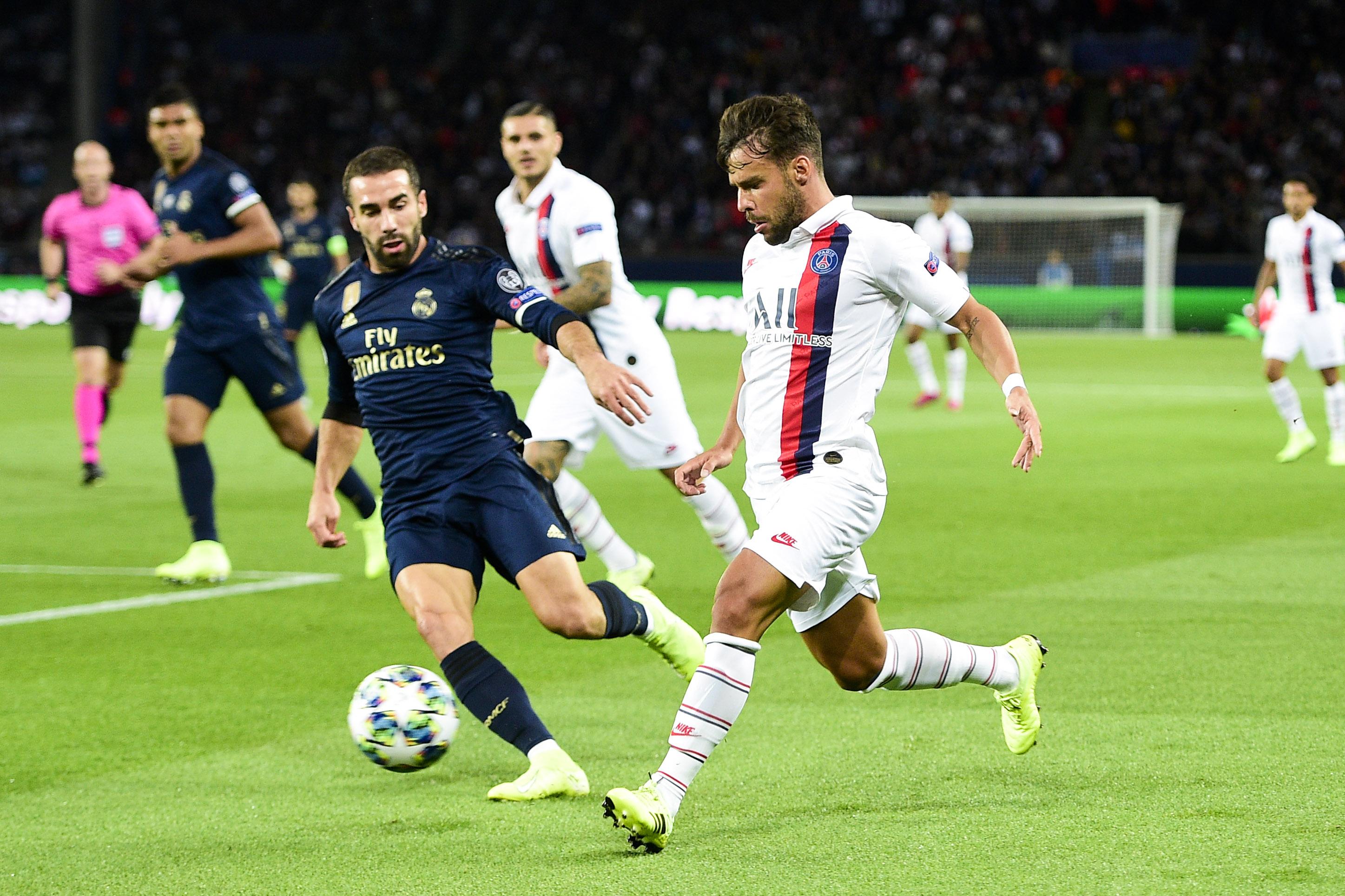Football - Ligue des champions - PSG-Real Madrid : ces chiffres implacables d'un match (vraiment) à sens unique