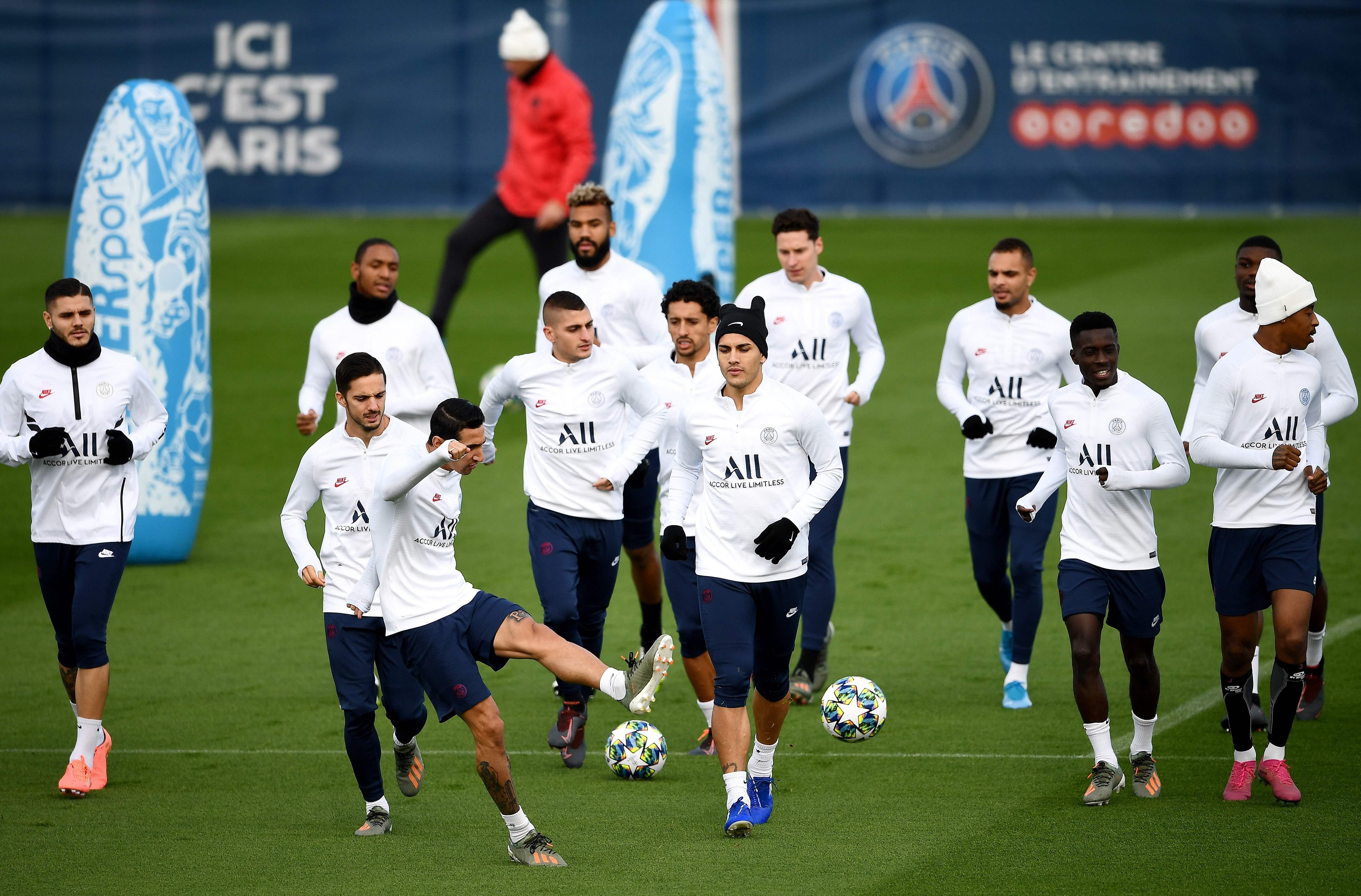 Football - Ligue des champions - PSG, redémarrer et déjà conclure face à Bruges