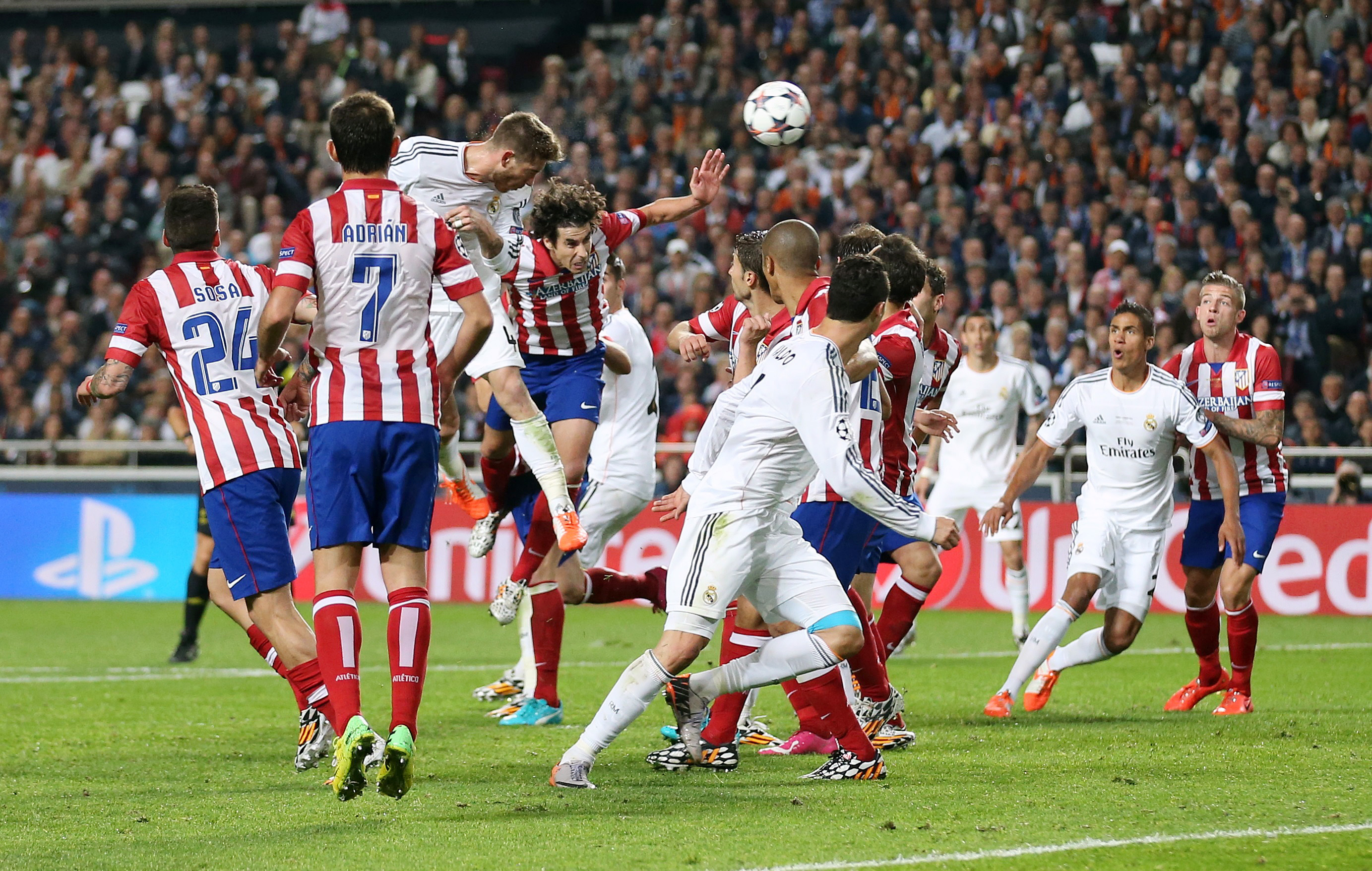 Football - Ligue des champions - Quand le Real Madrid remportait la Decima
