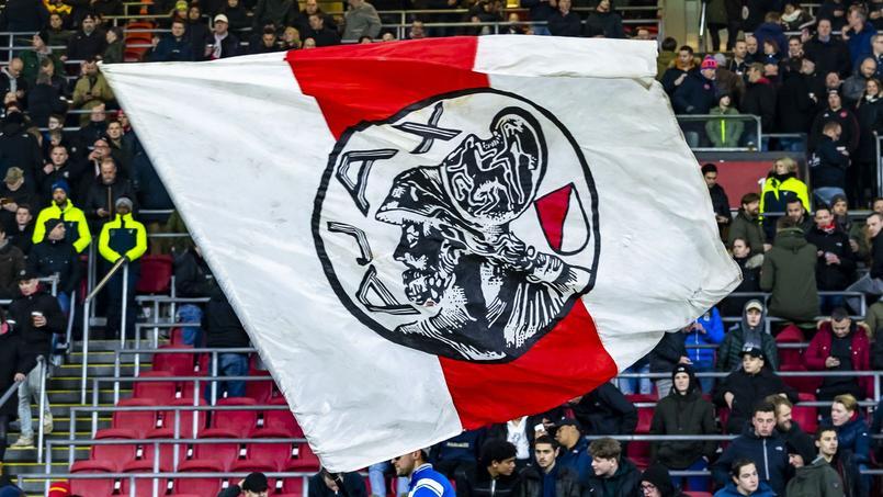 Football - Ligue des champions - Real-Ajax: le mystère du héros de l'Iliade qui entoure le logo du club néerlandais