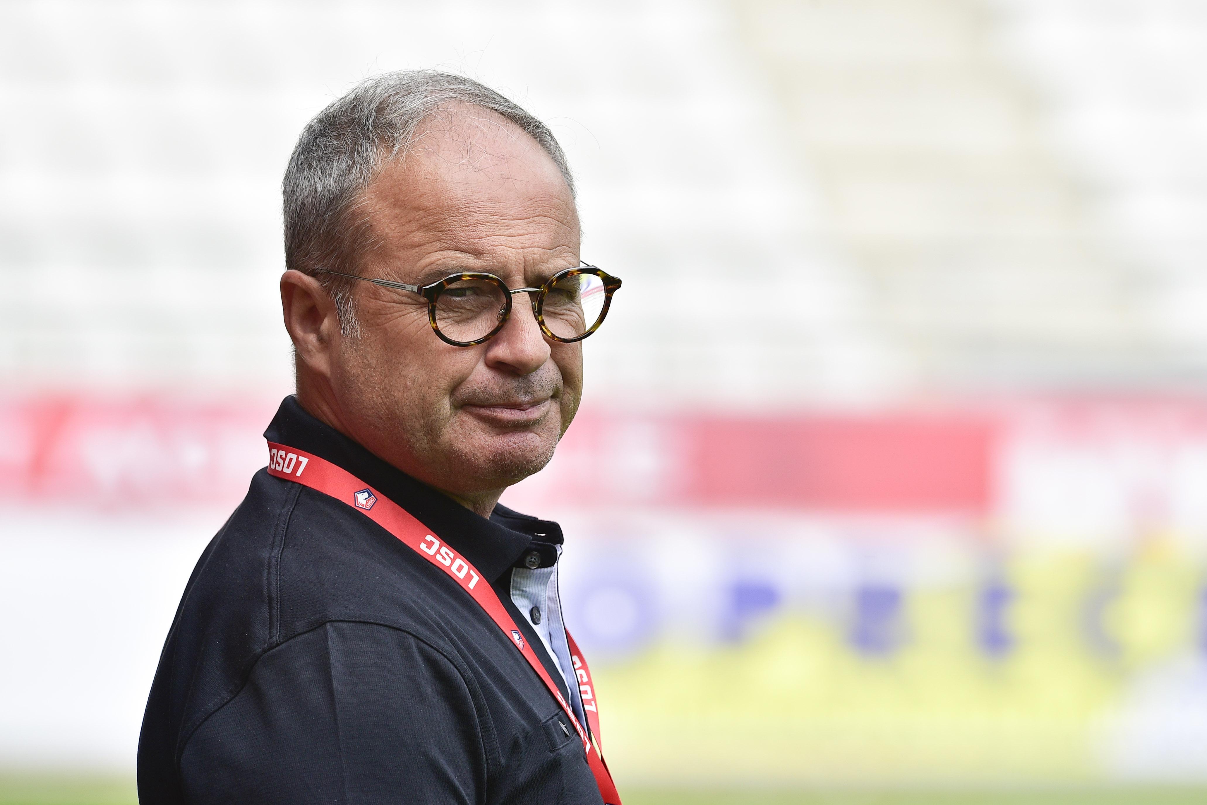 Football - Ligue des champions - Recrutement : le «â€Šsoft» de Luis Campos, le trésor du Losc, proposé à d'autres clubs ?