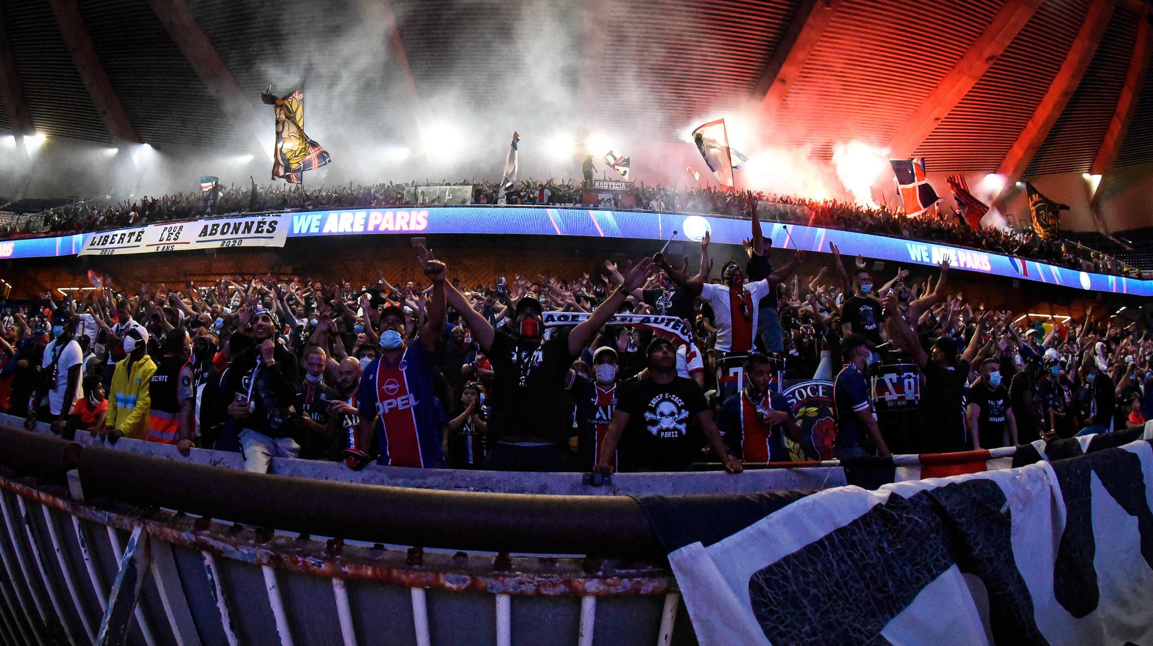 Football - Ligue des champions - Retour des joueurs du PSG: rassemblements interdits à Paris, le CUP dénonce «un acharnement»