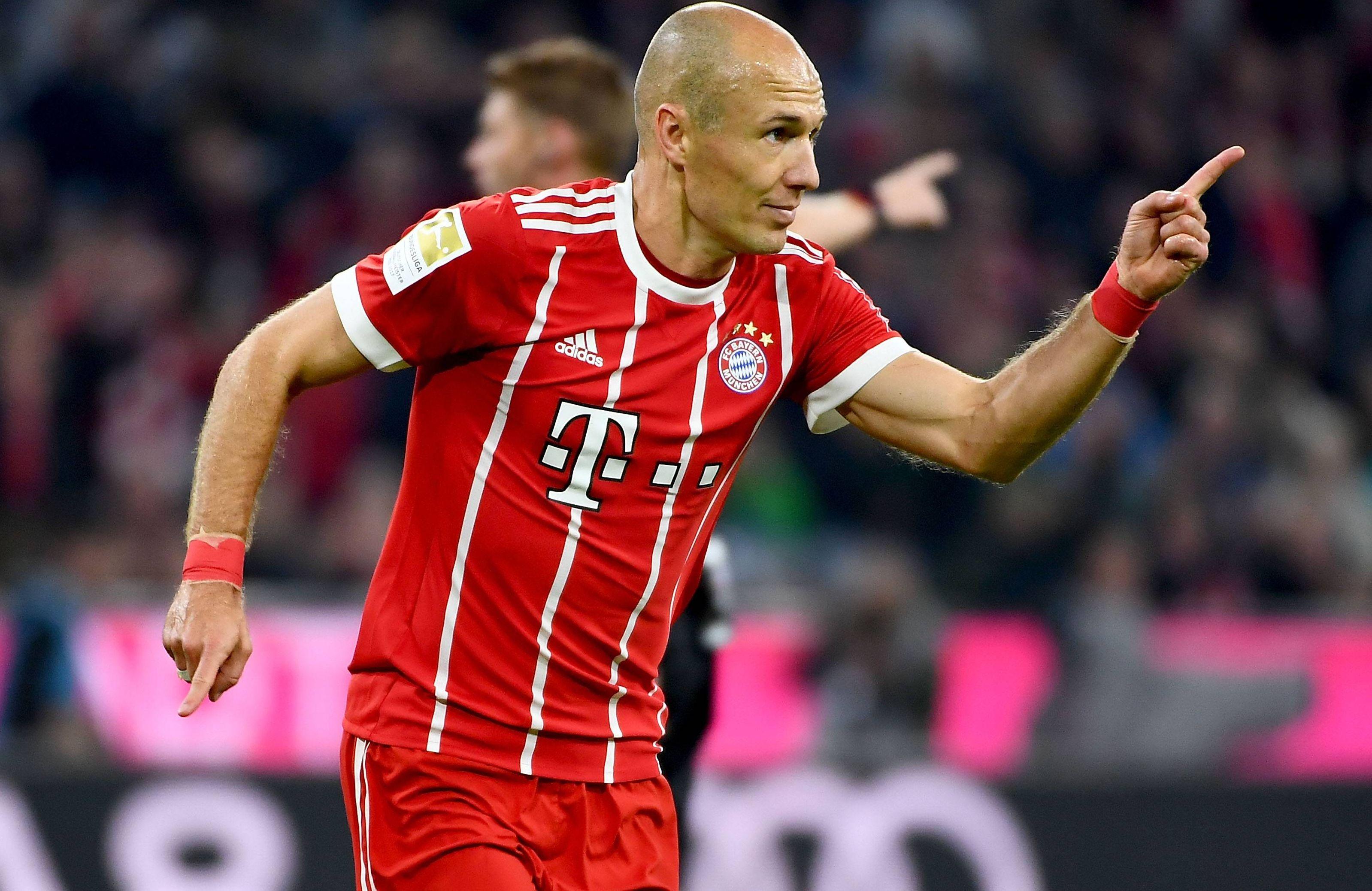 Football - Ligue des champions - Robben tacle le PSG : «L'argent ne marque pas de buts»