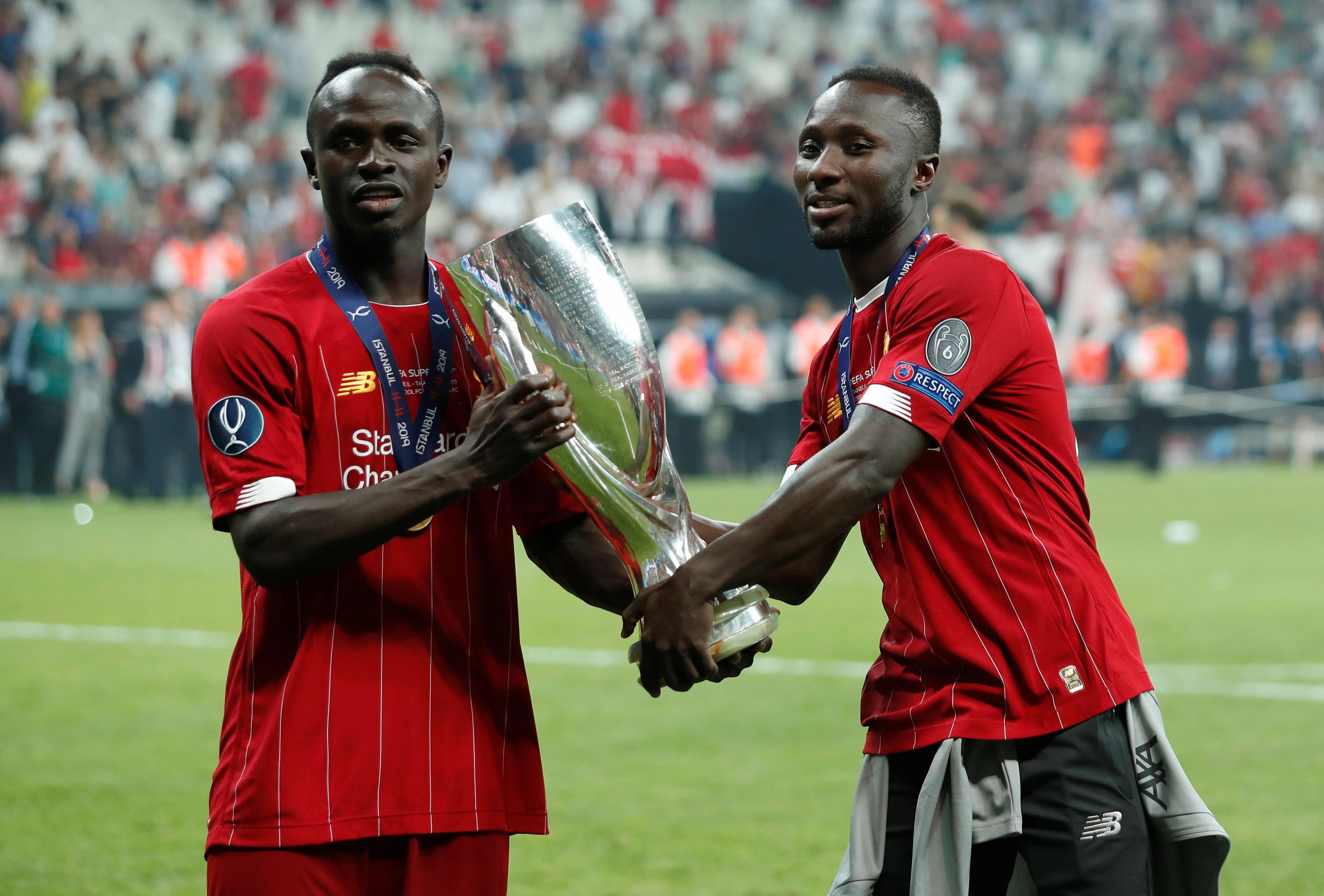 Football - Ligue des champions - Sadio Mané : «Le mental a fait la différence» pour Liverpool