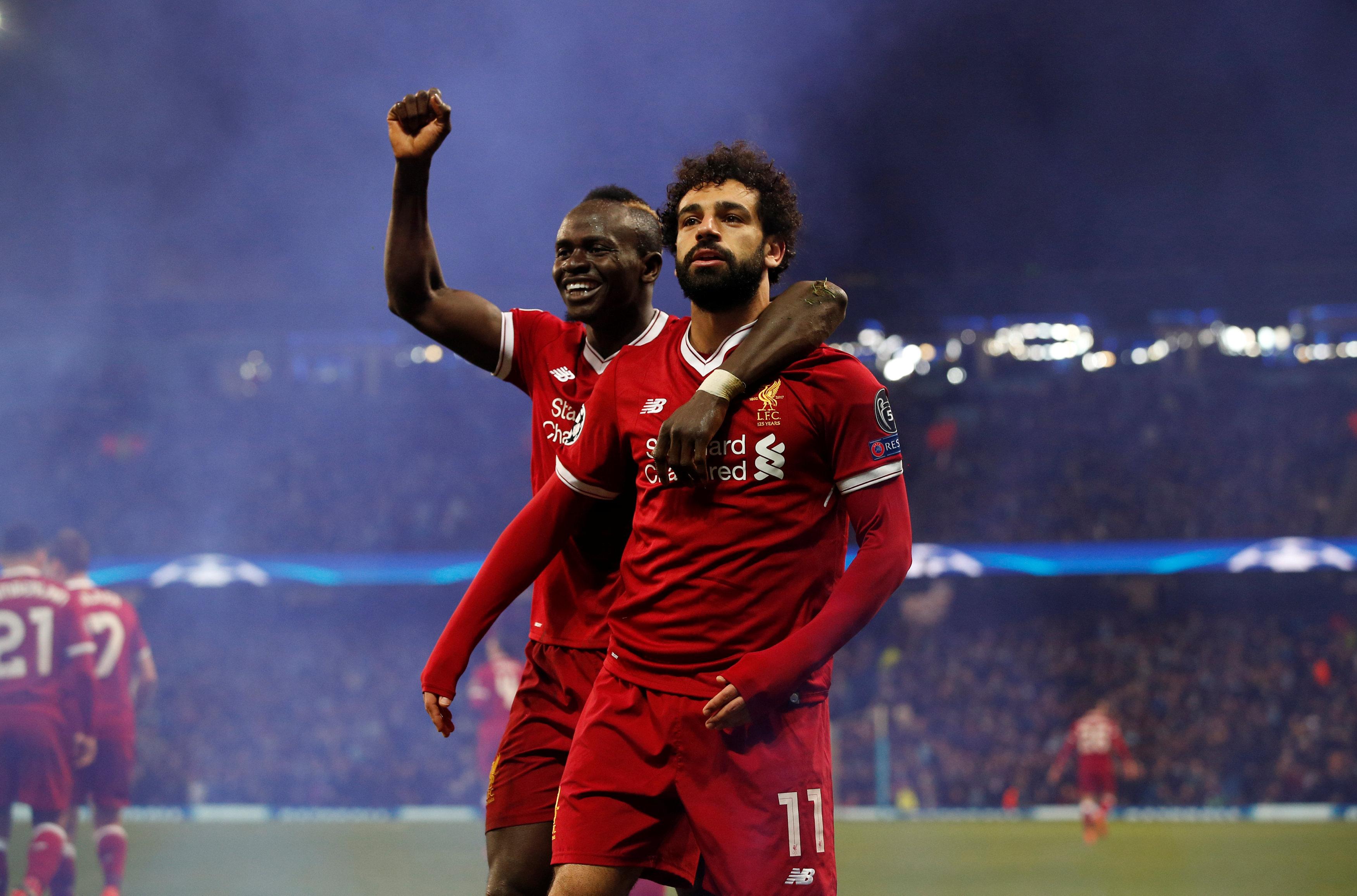 Football - Ligue des champions - Salah et Mané jeûneront le jour de la finale de Ligue des champions