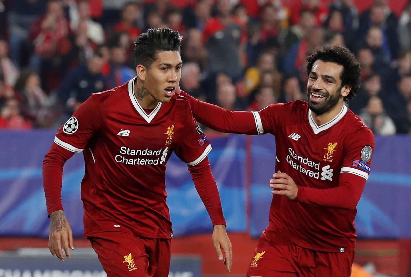 Football - Ligue des champions - Salah, Firmino, Mané: Ce trio qui fait saliver l'Europe