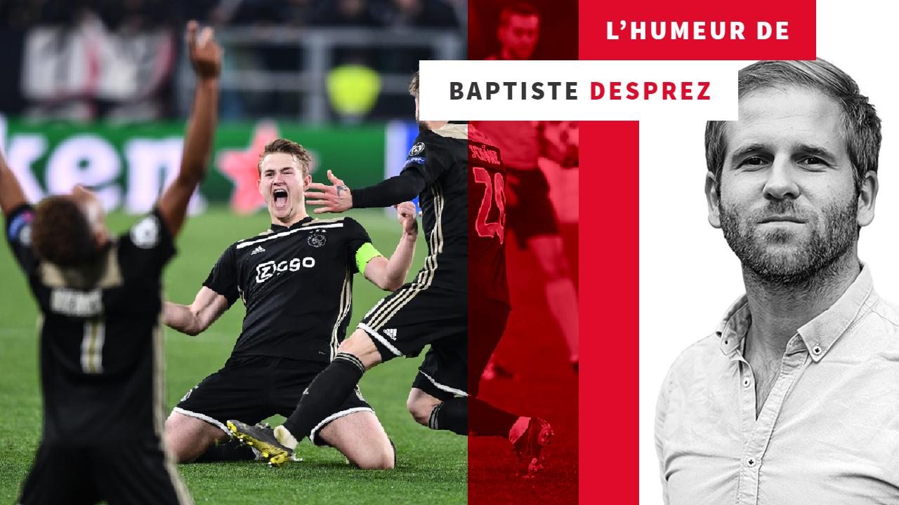 Football - Ligue des champions - Si vous aimez le foot (ou le spectacle), vous aimerez l'Ajax