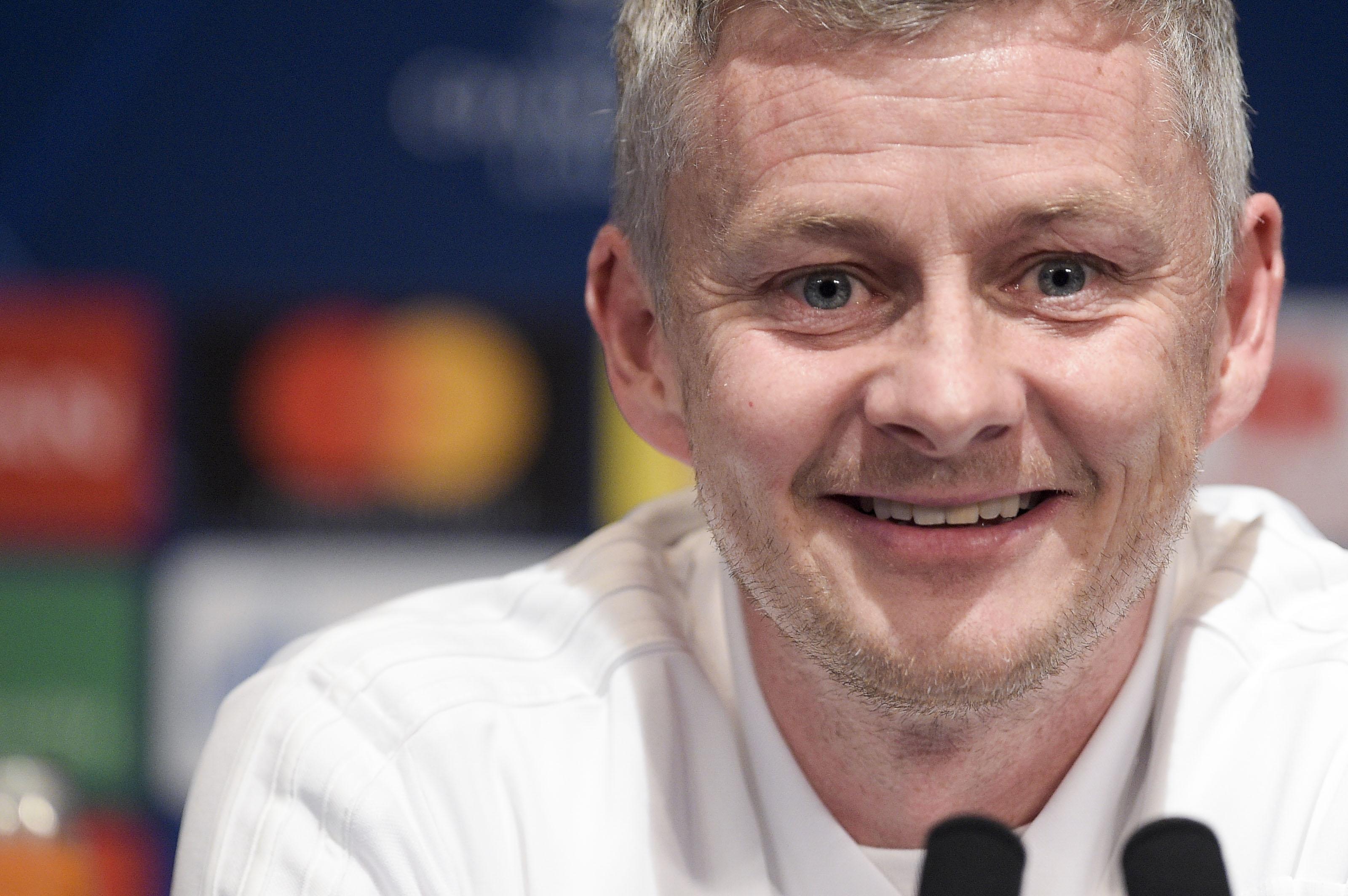 Football - Ligue des champions - Solskjaer avant PSG-Manchester : «Il n'y a pas de mission impossible»