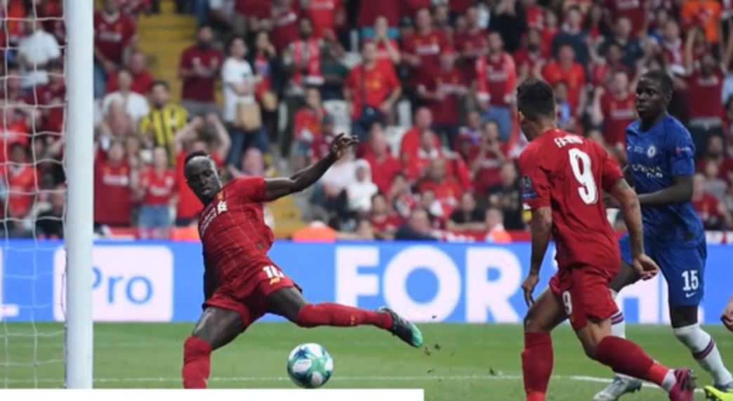 Football - Ligue des champions - Supercoupe d'Europe : les moments forts de la victoire de Liverpool sur Chelsea
