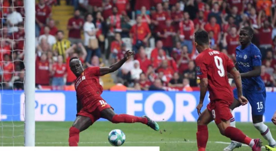 Football - Ligue des champions - Supercoupe d'Europe : les moments forts de la victoire de Liverpool sur Chelsea