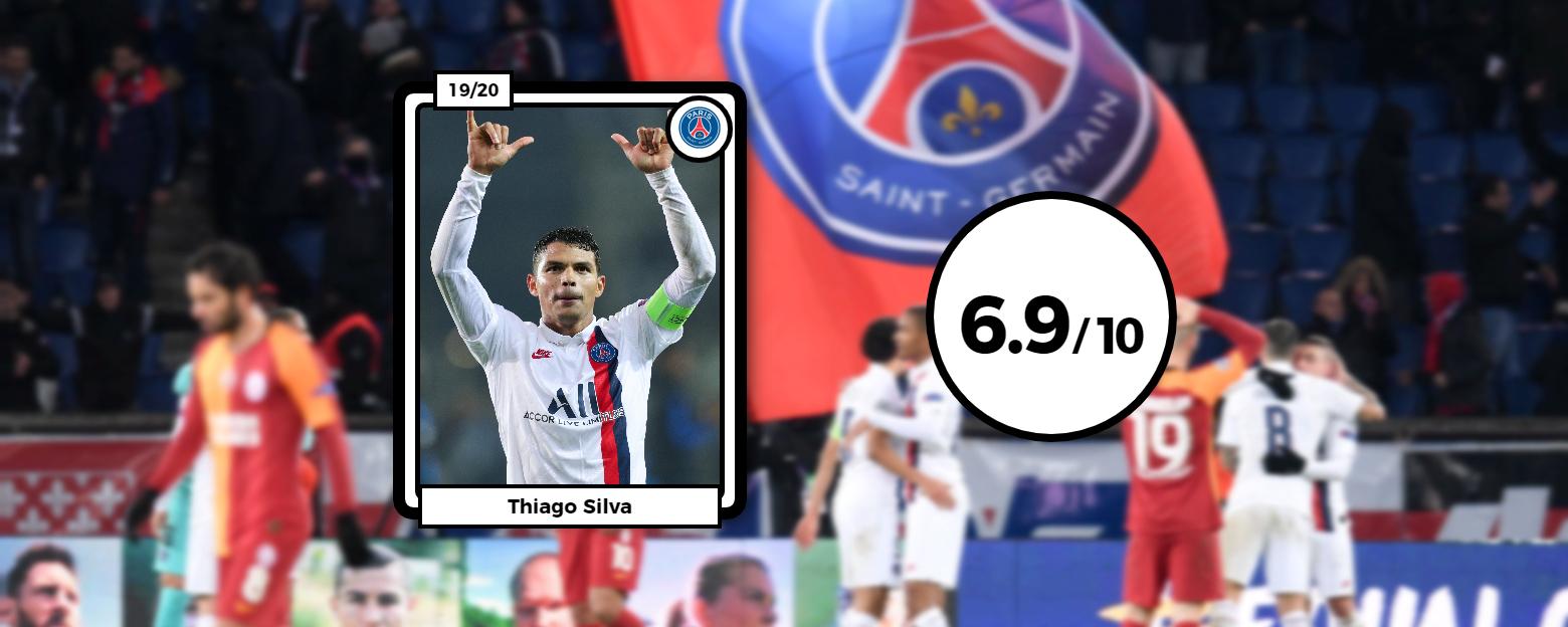 Football - Ligue des champions - Thiago Silva et Navas solides, la bonne pioche Sarabia : le bilan du PSG en C1