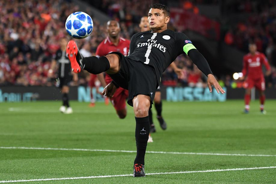 Football - Ligue des champions - Thiago Silva : «Je crois qu'on a fait un bon match»