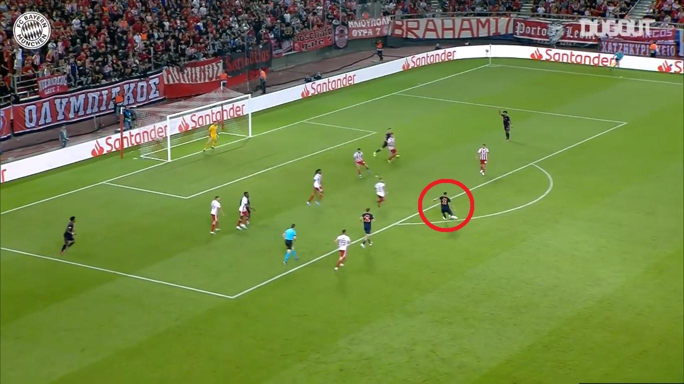 Football - Ligue des champions - Tolisso fête ses 26 ans : sa superbe lucarne victorieuse avec le Bayern en Ligue des champions