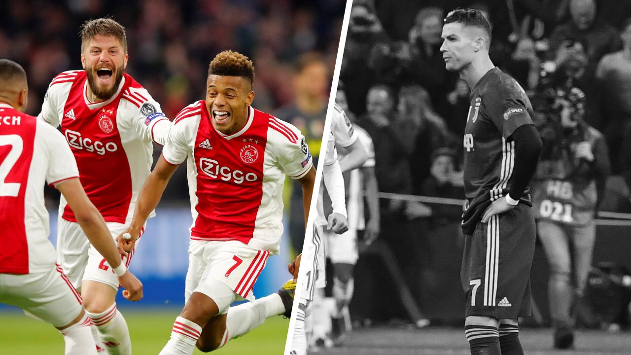Football - Ligue des champions - Tops/Flops Ajax-Juventus : Un Ajax 5 étoiles, une Juve bien bousculée