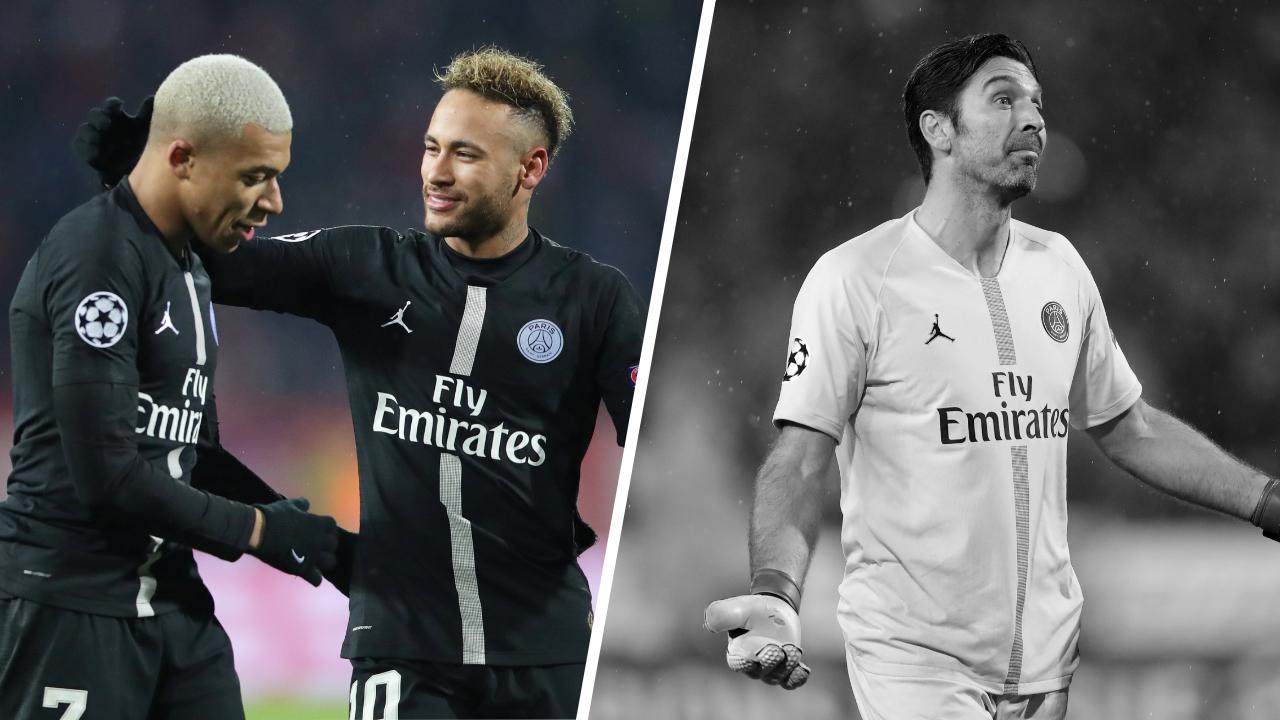Football - Ligue des champions - Tops/Flops Belgrade-PSG : Mbappé-Neymar duo intenable...