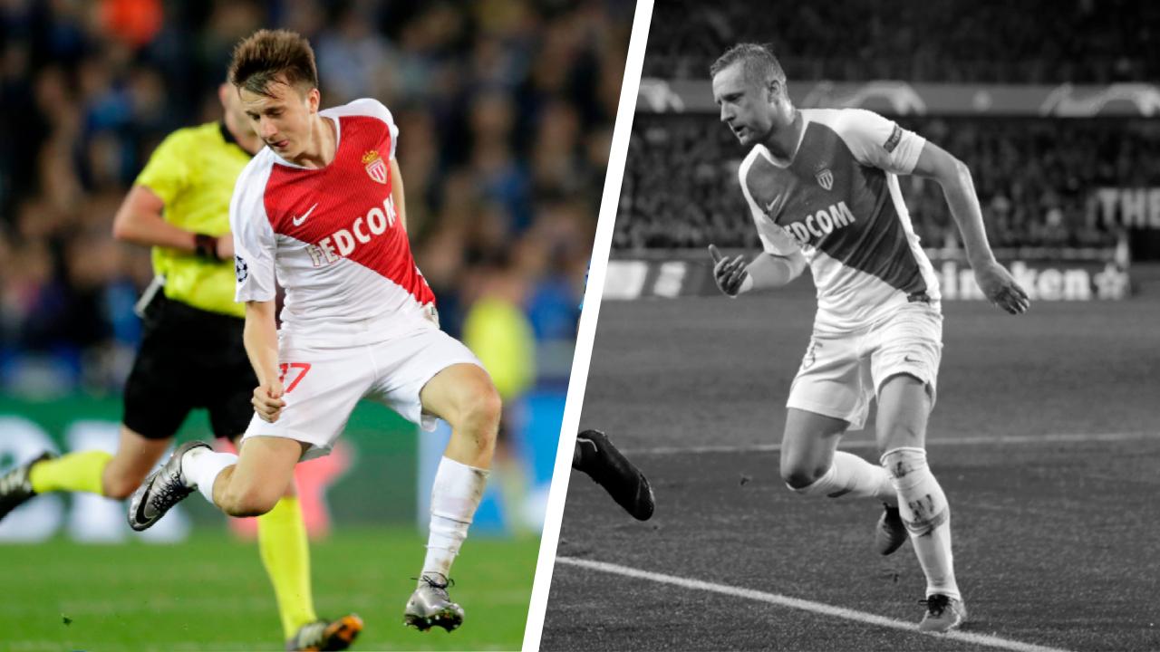 Football - Ligue des champions - Tops/flops Bruges-Monaco : la satisfaction Golovin, Glik insuffisant