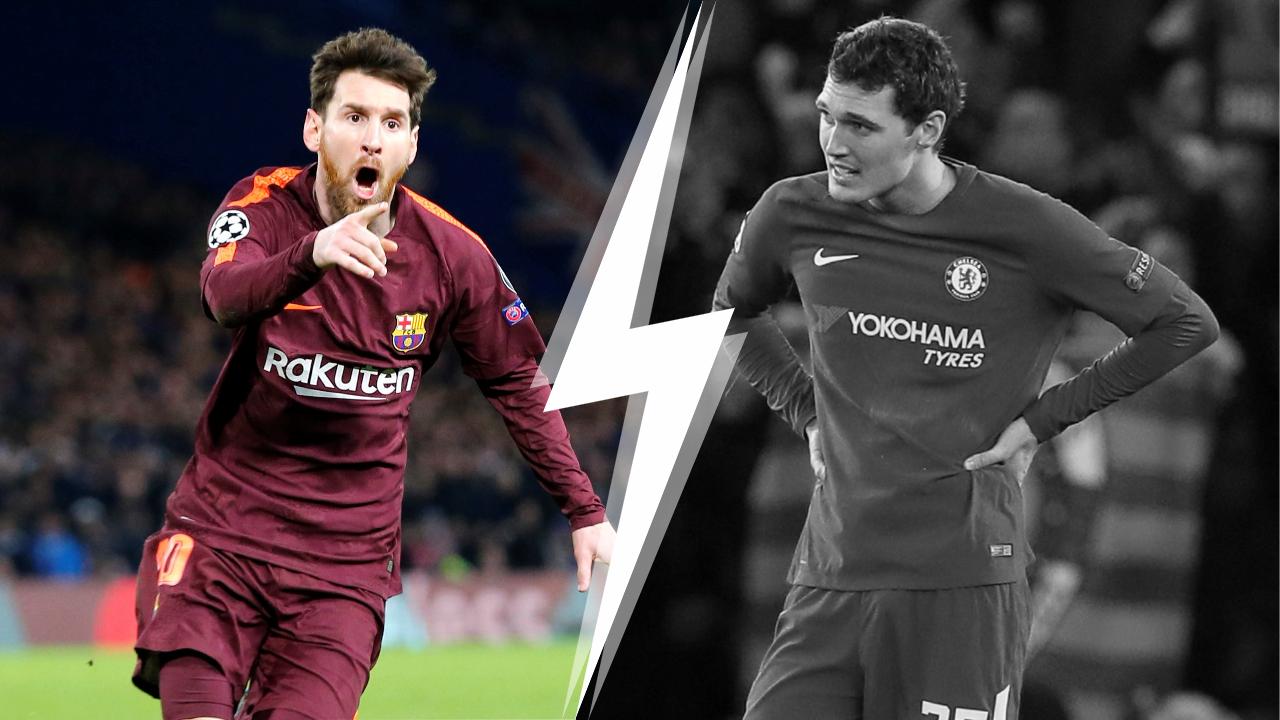 Football - Ligue des champions - Tops/Flops Chelsea-Barcelone : première pour Messi, amer pour Chelsea