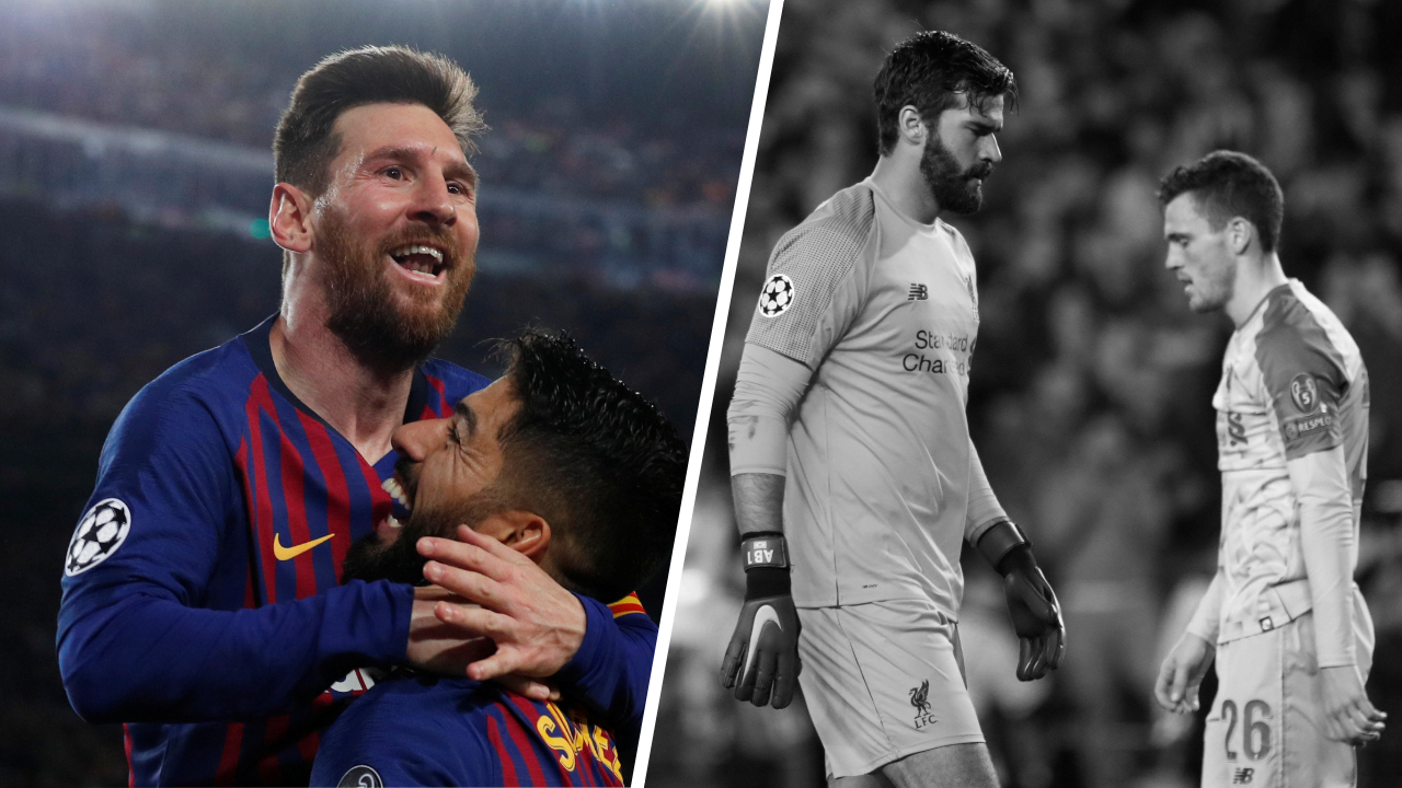 Football - Ligue des champions - Tops/Flops Barça-Liverpool : Impitoyable Messi, la partition inachevée des Reds