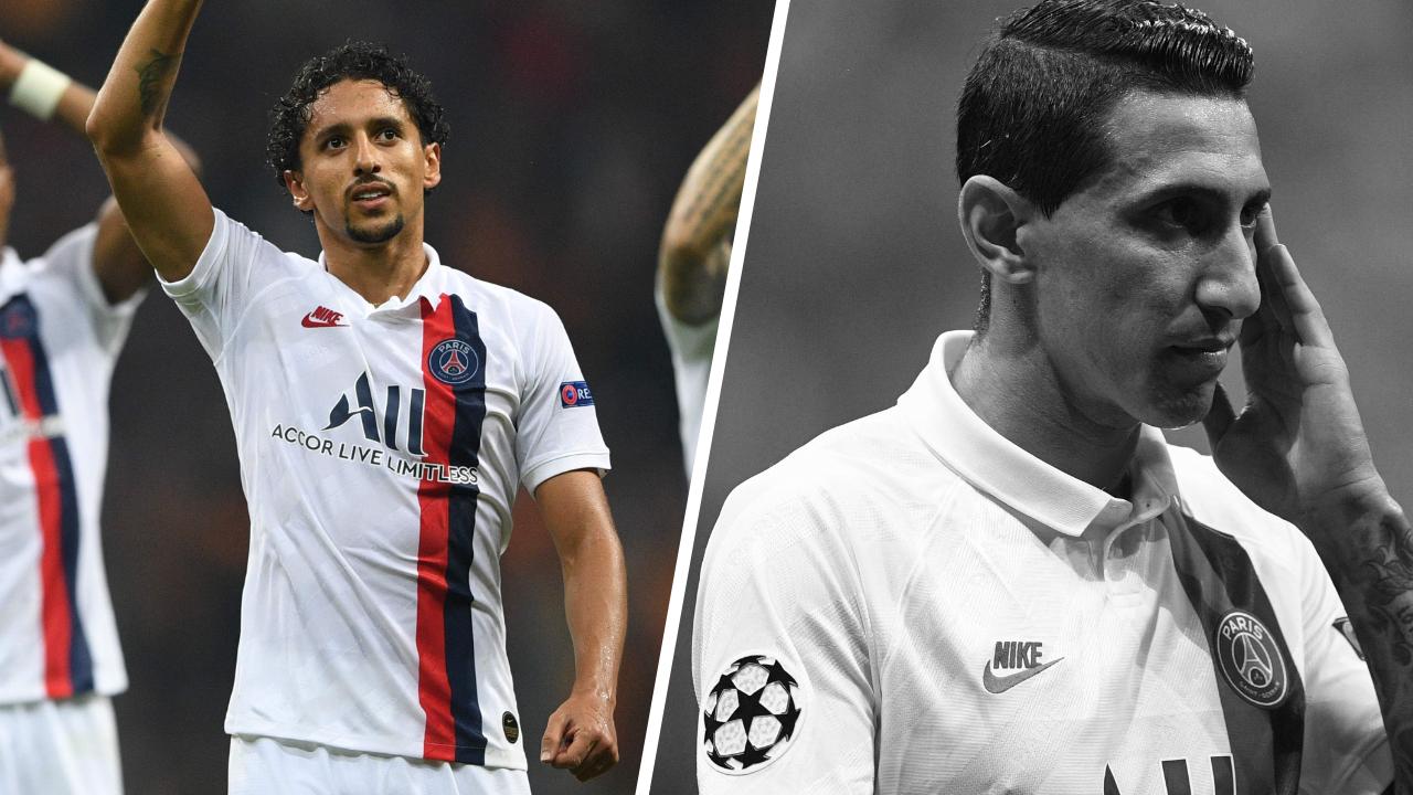 Football - Ligue des champions - Tops/Flops Galatasaray-PSG : Paris forte tête, Di Maria moins en verve