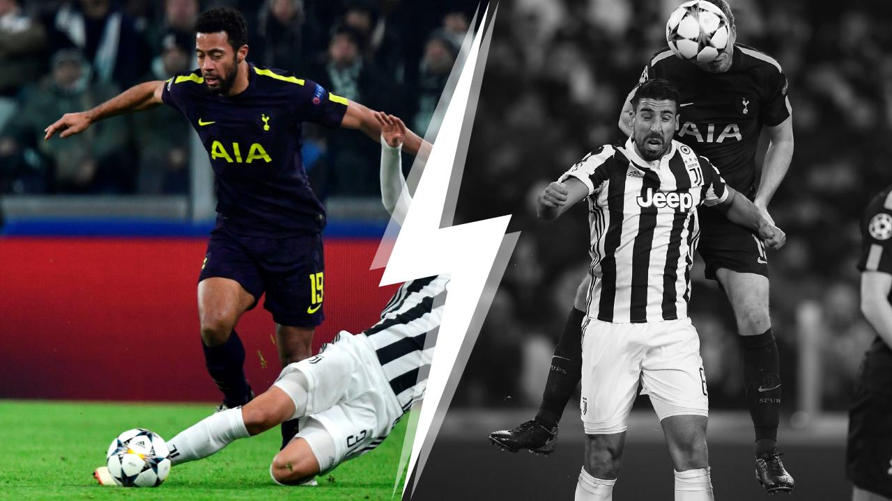 Football - Ligue des champions - Tops/Flops Juventus-Tottenham : Dembélé était partout, Khedira complétement perdu
